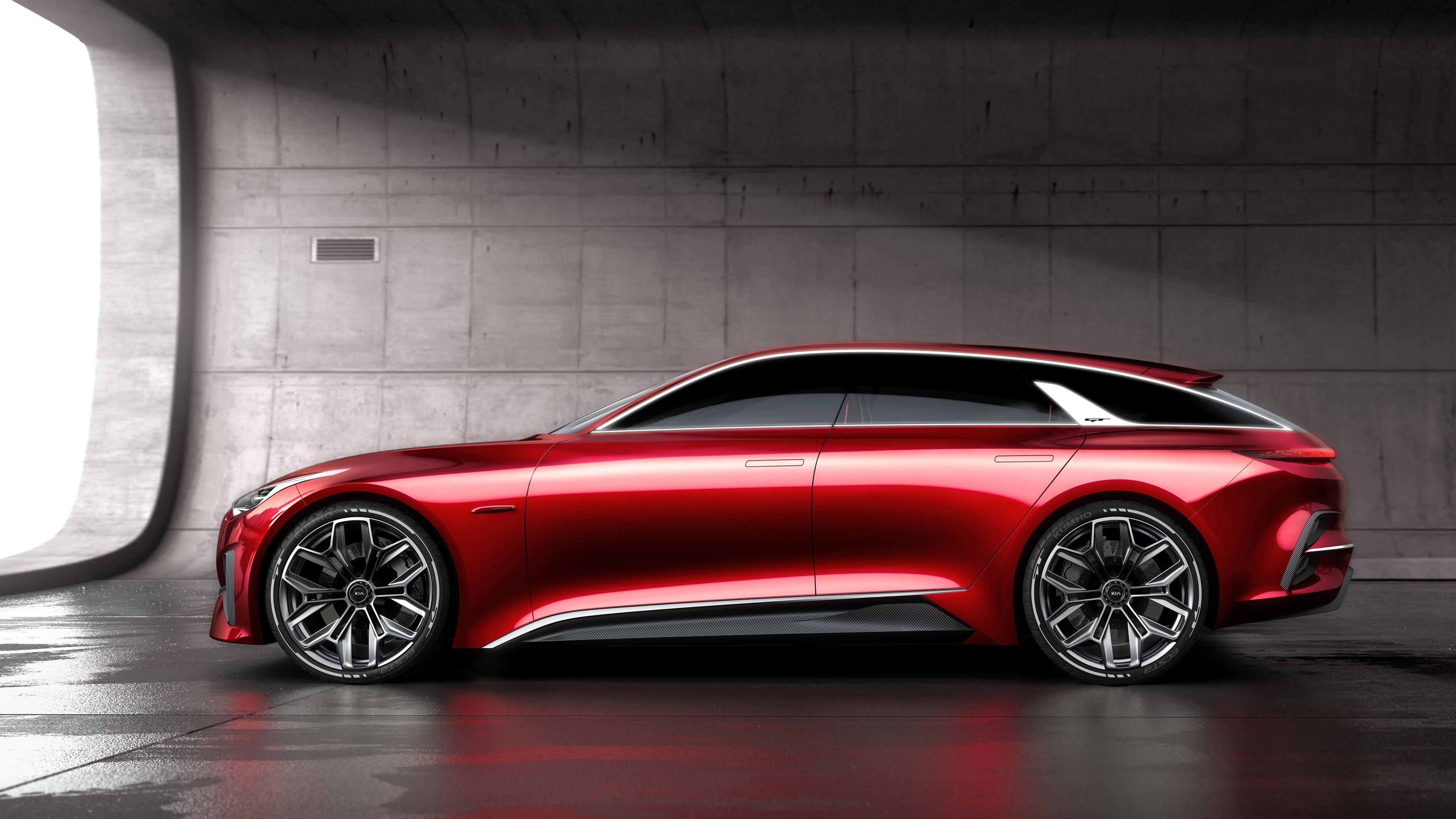 2017 Kia Proceed Concept 4K 2 Wallpaper | HD Car ...