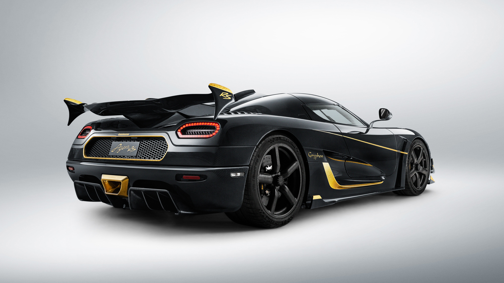 Captivating 2017 Koenigsegg Agera RS Gryphon 2