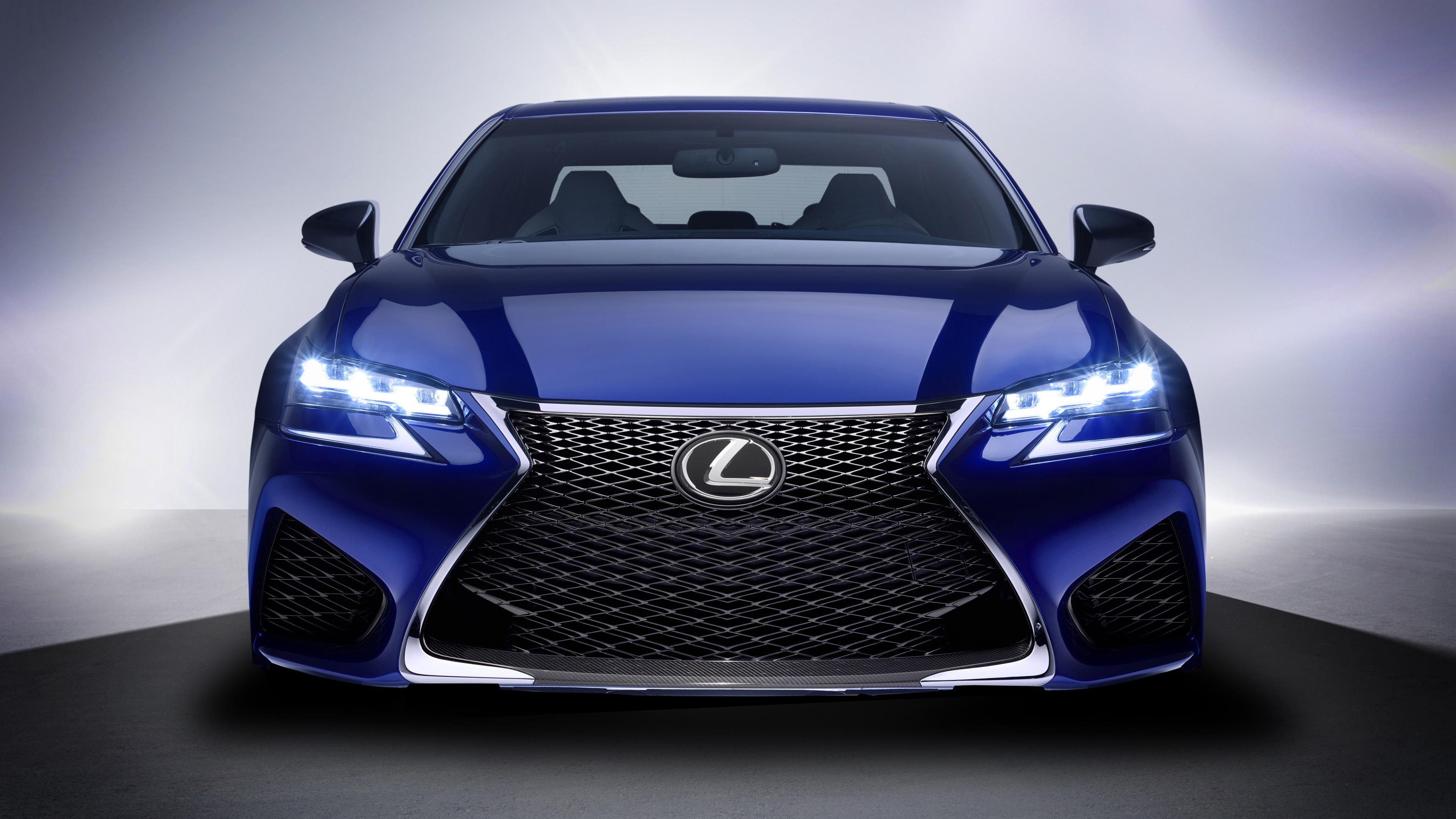 2017 Lexus Gs F Luxury Sedan 4k Wallpaper Hd Car Wallpapers Id 7160