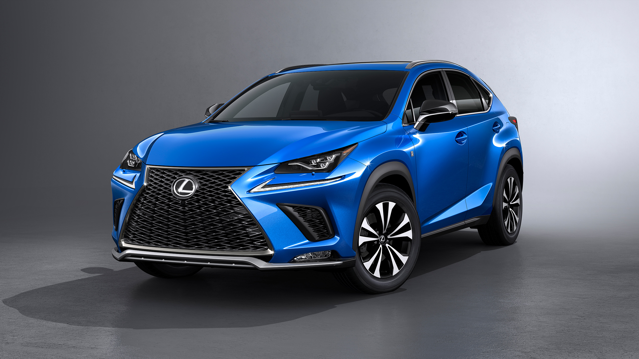 2017 Lexus Nx Luxury Crossover Wallpaper Hd Car Wallpapers