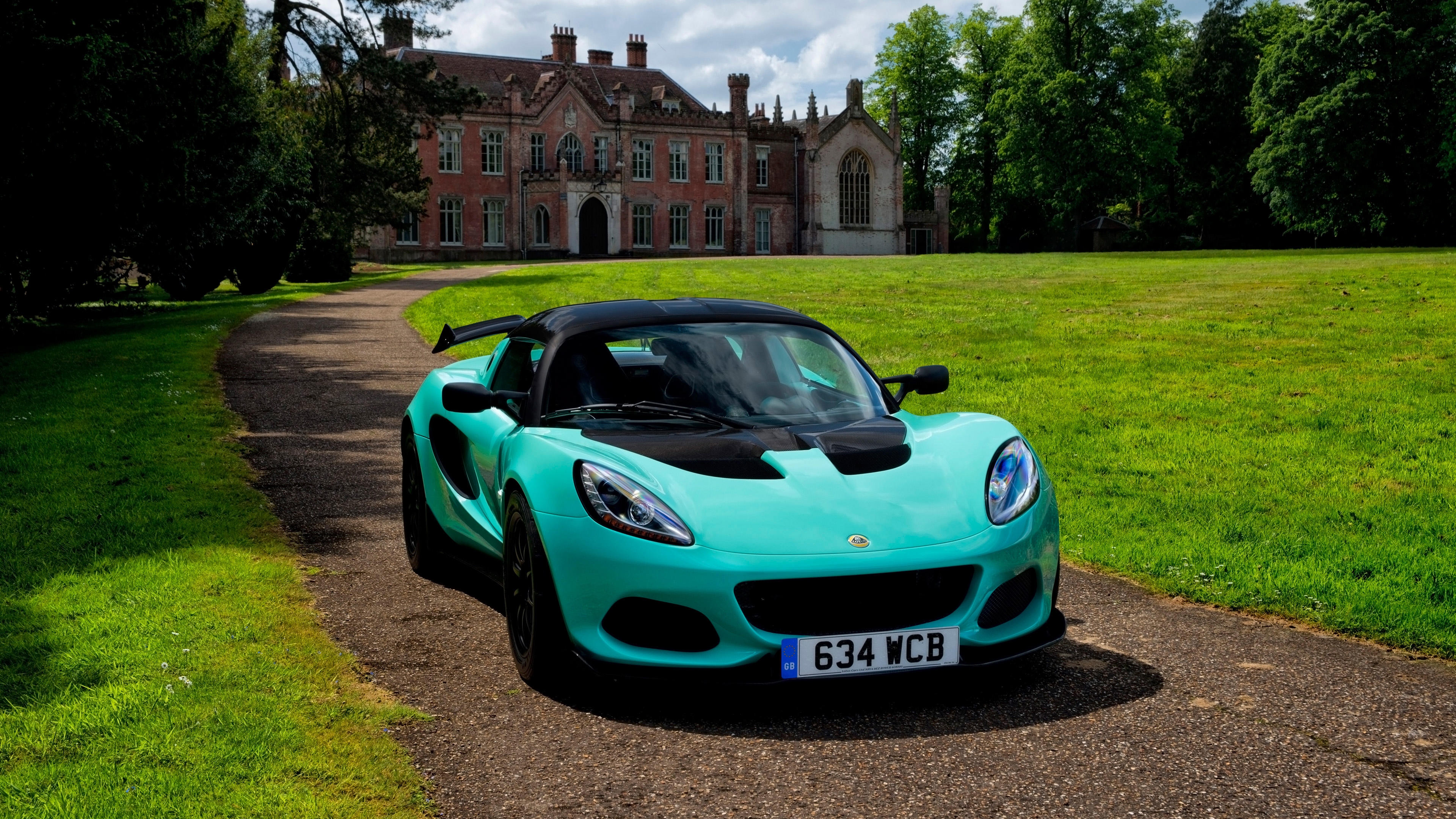 2017 Lotus Elise Cup 250 4K Wallpaper | HD Car Wallpapers