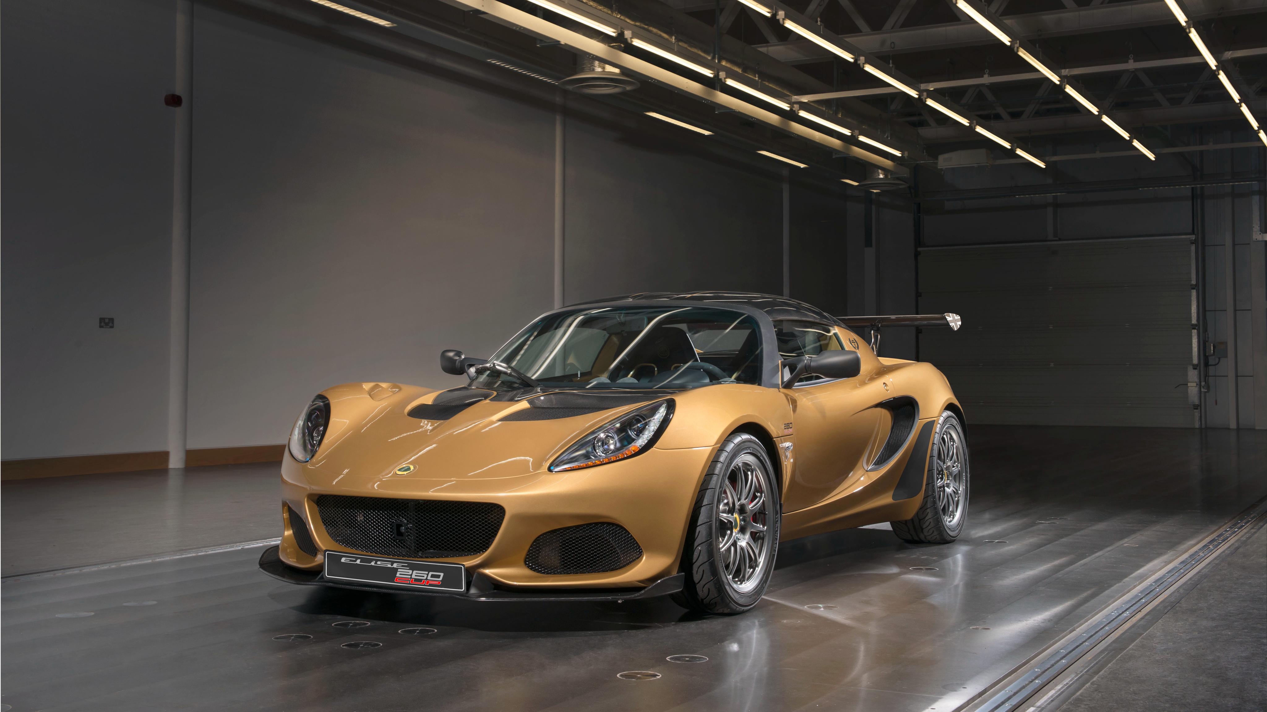 2017 Lotus Elise Cup 260 4k Wallpaper Hd Car Wallpapers Id 8877