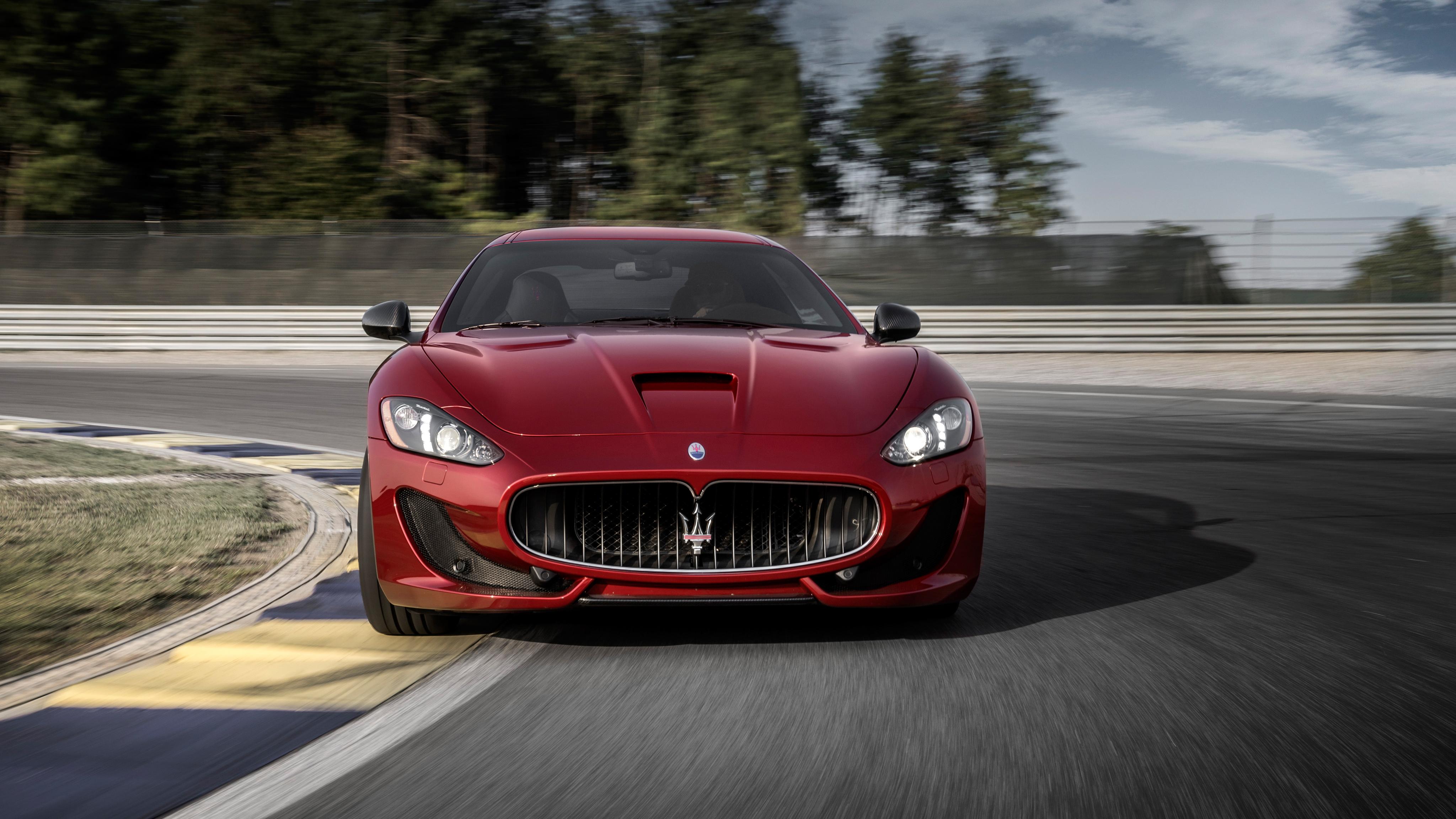 2017 Maserati GranTurismo GT Sport Special Edition 4K ...