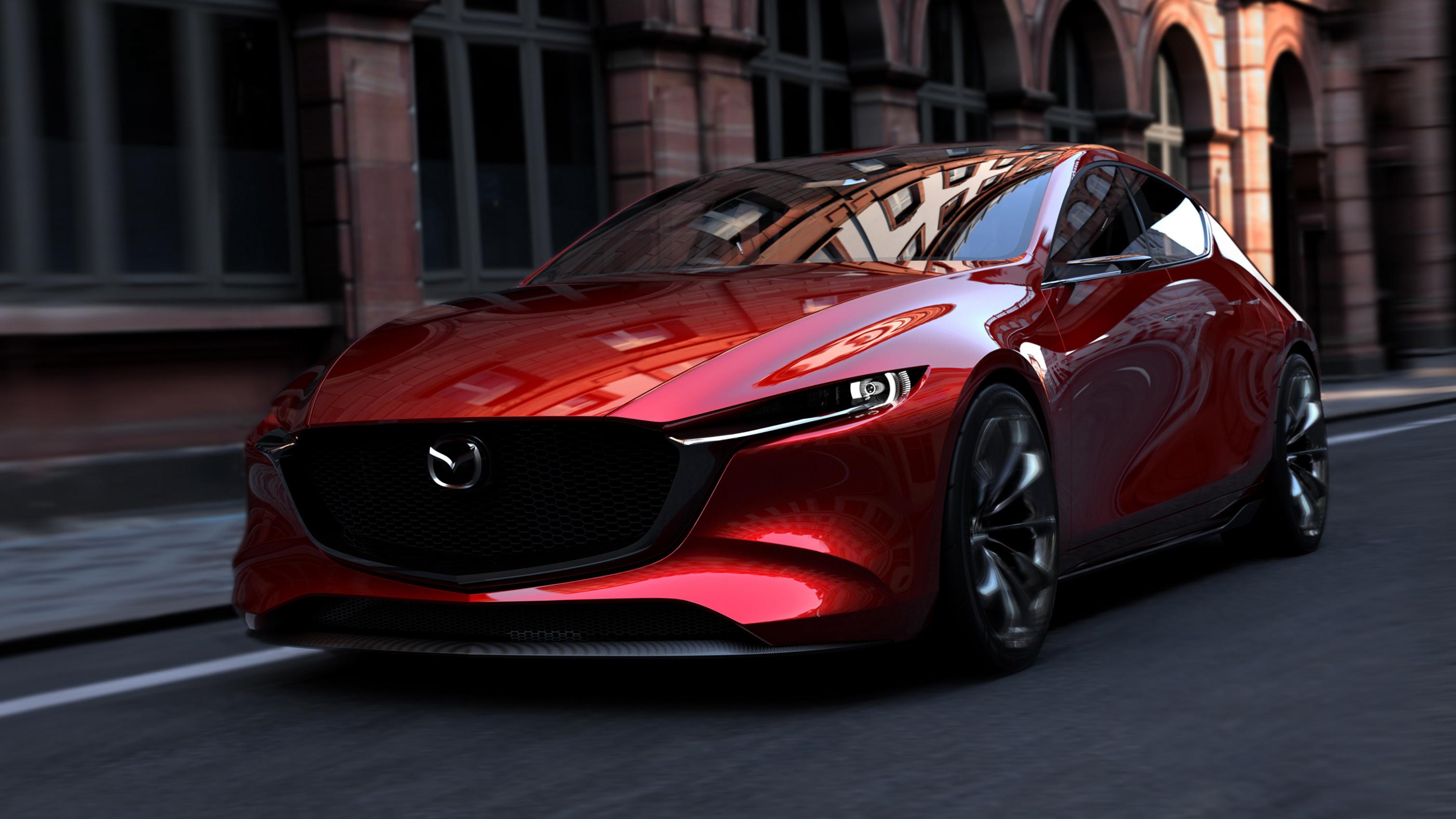Tags Concept Mazda 2017