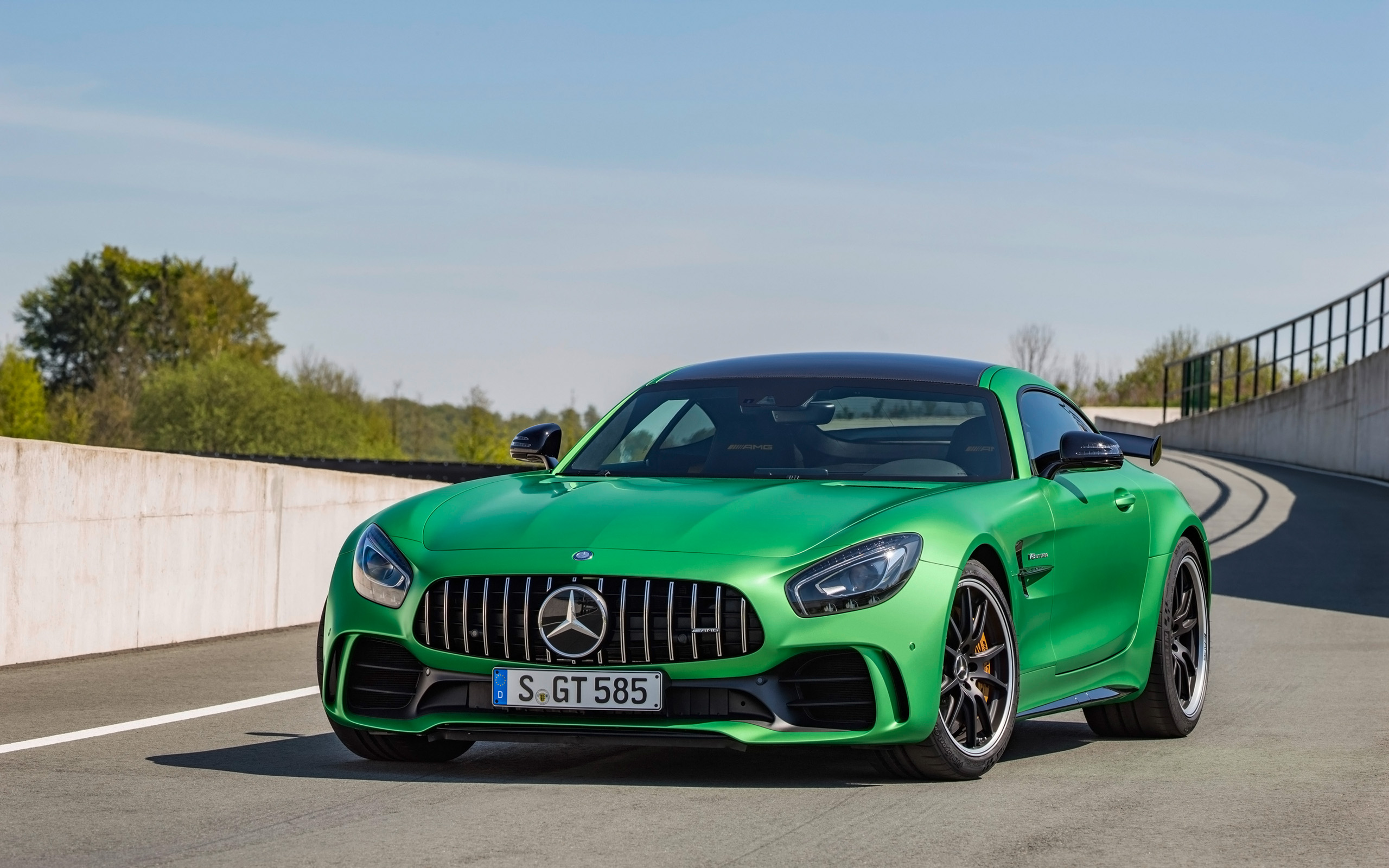 2017 Mercedes Amg Gt R 4 Wallpaper Hd Car Wallpapers Id 6755
