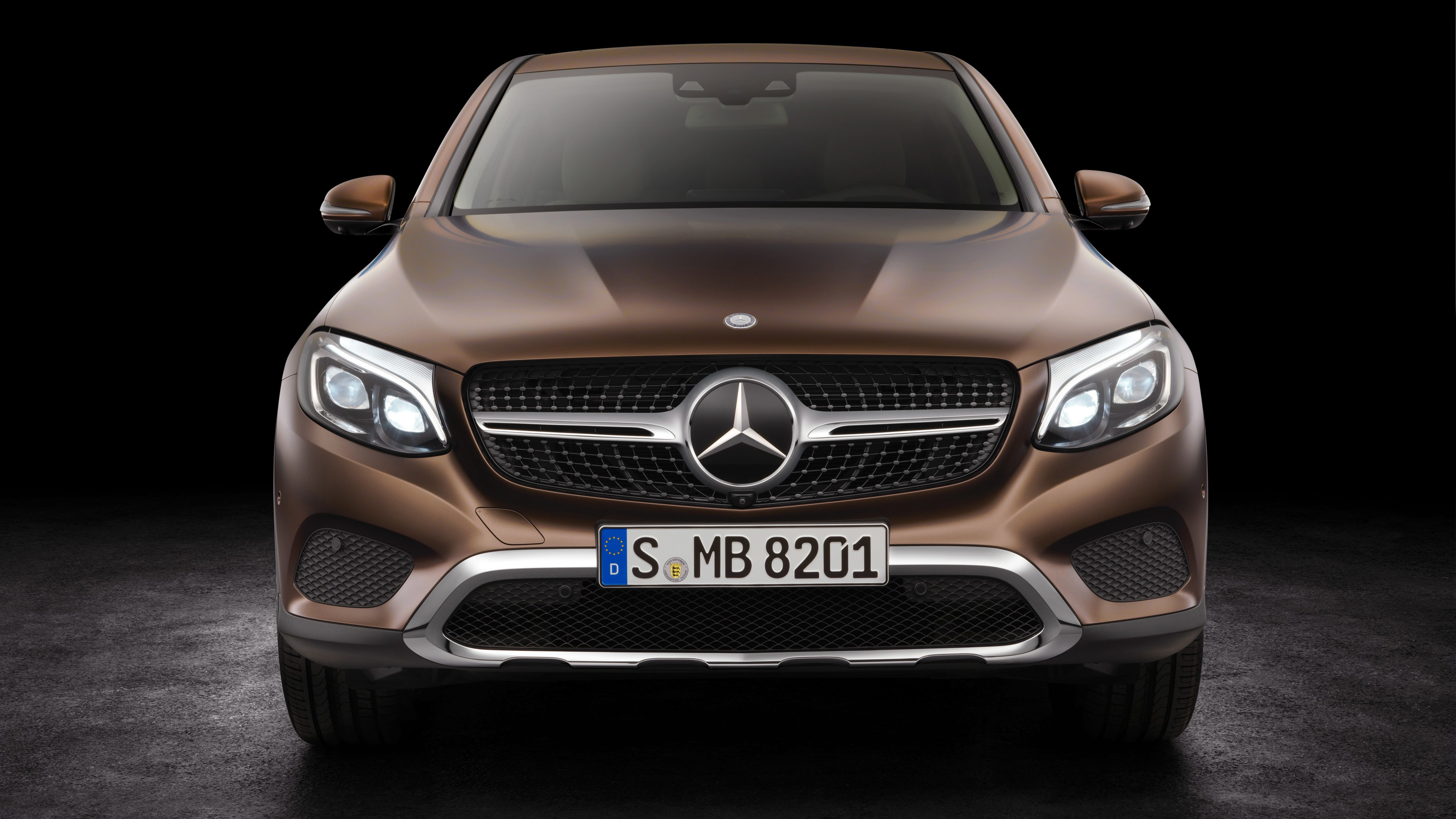 2017 mercedes benz glc coupe shanghai auto show wallpaper hd car wallpapers id 6390 - Shanghai auto show ...