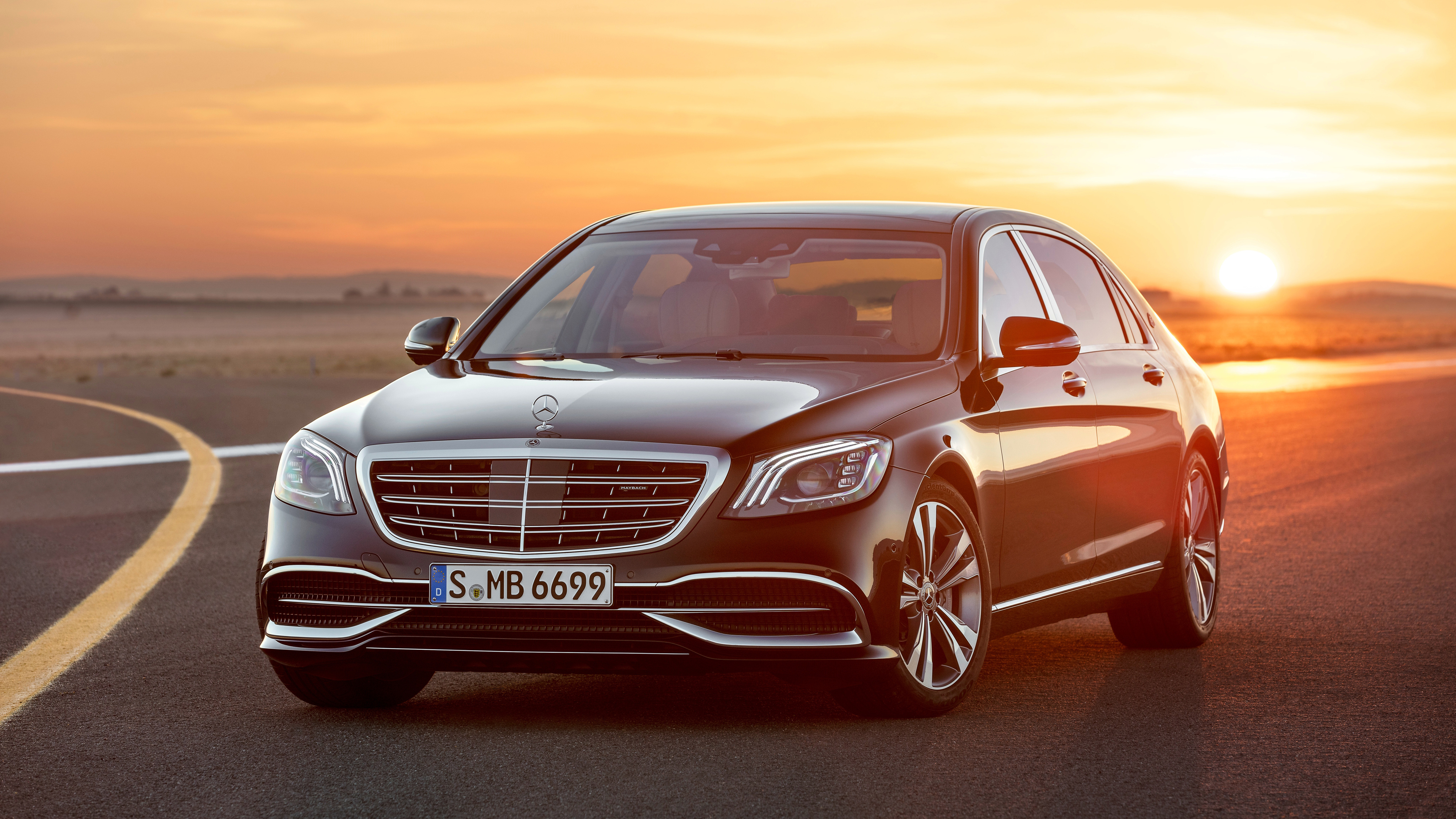 2017 mercedes maybach s650 4k wallpaper hd car for Mercedes benz s650
