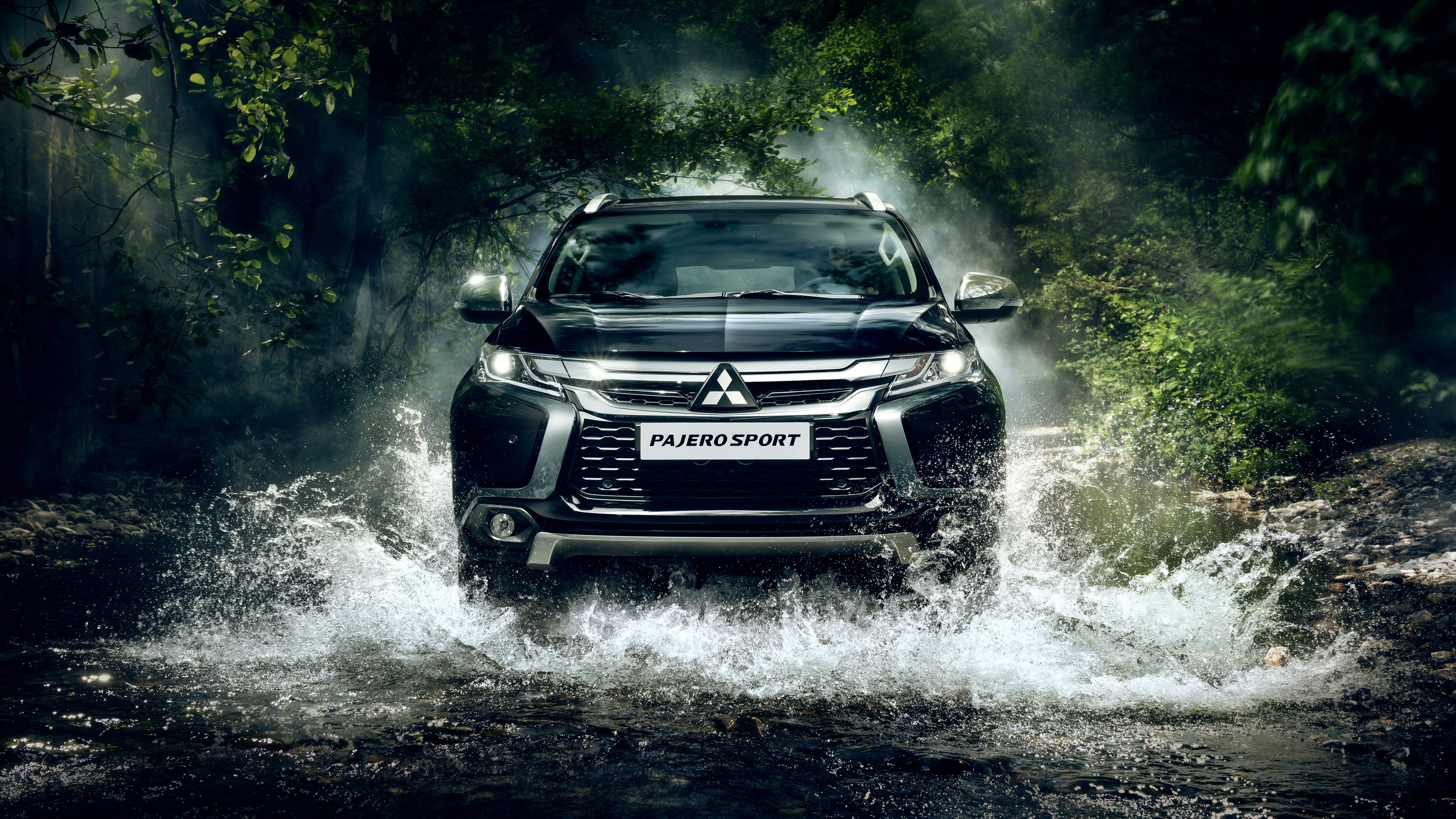 2017 mitsubishi pajero sport wallpaper | hd car wallpapers