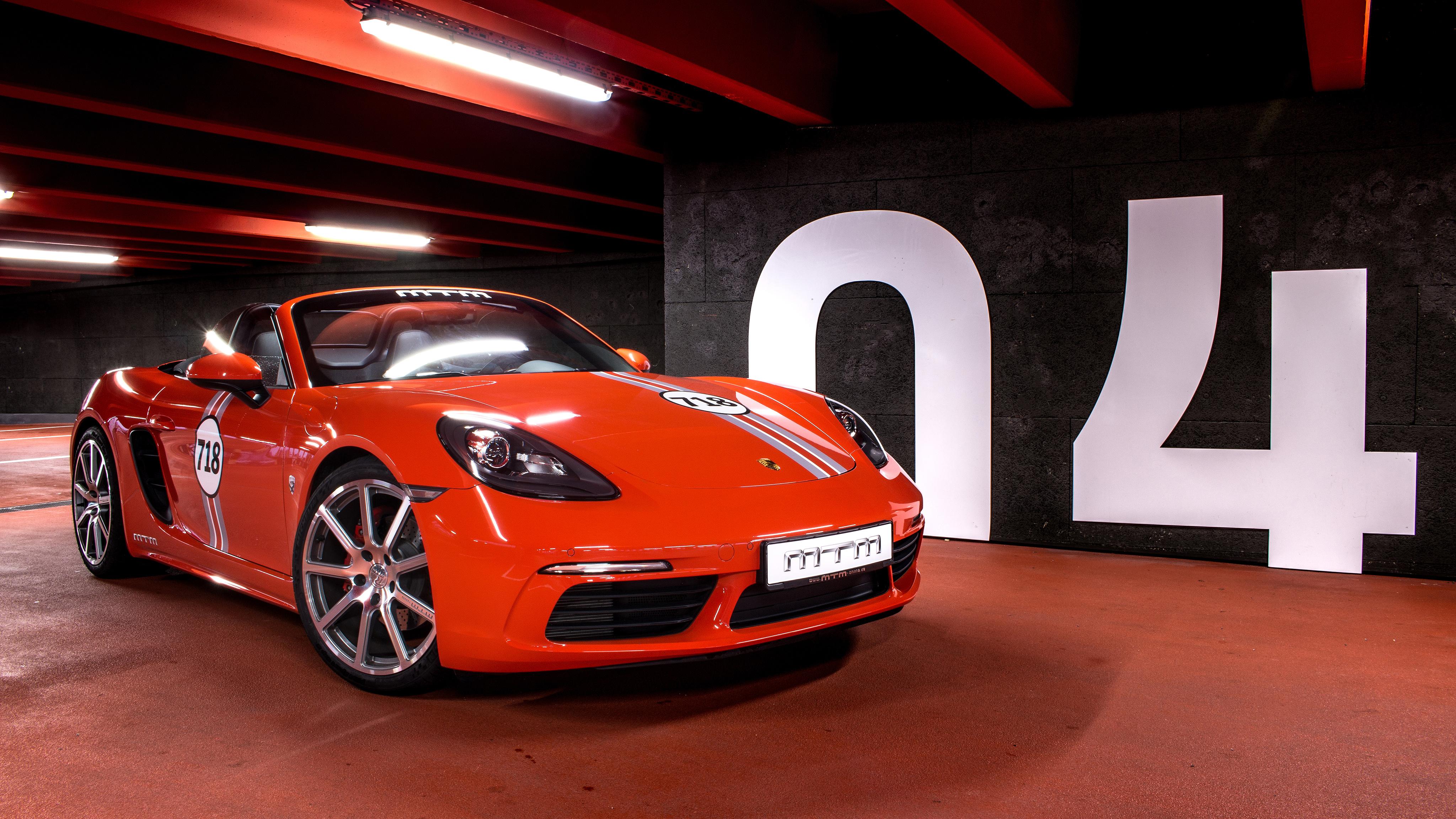 2017 mtm porsche 718 boxster - Porsche Wallpapers For Desktop