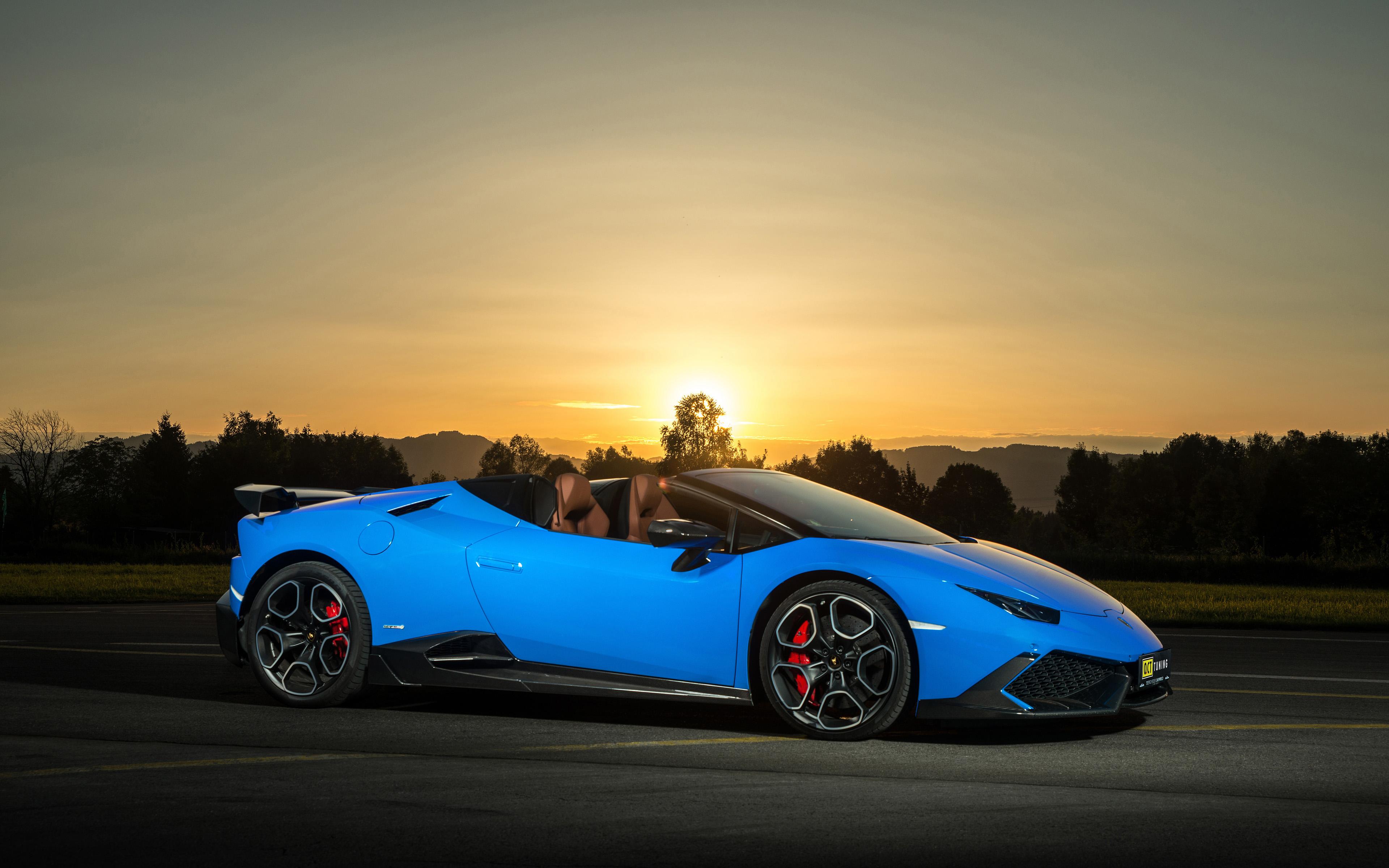 2017 Oct Tuning Lamborghini Huracan 4k Wallpaper Hd Car