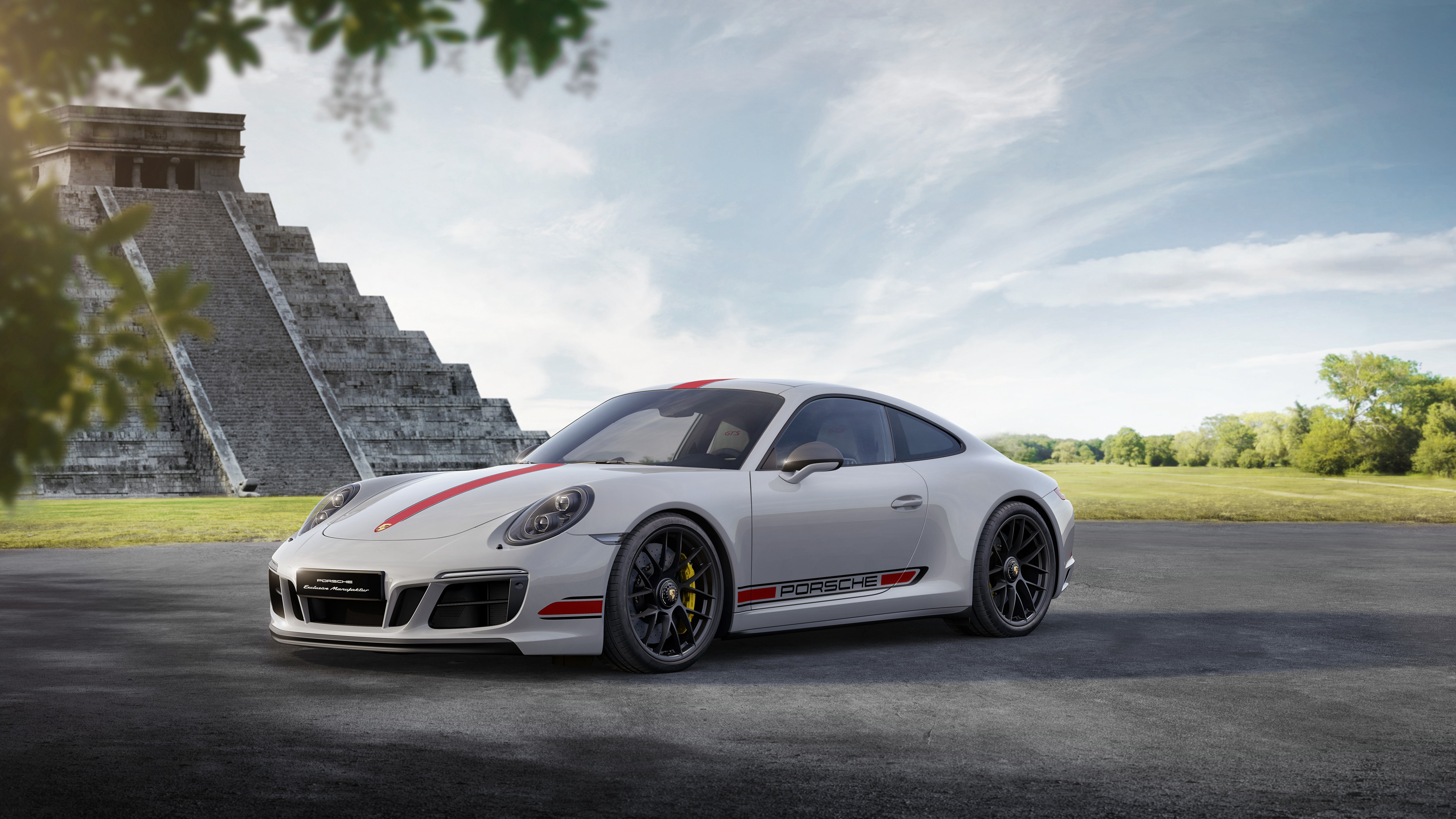 2017 porsche 911 carrera gts coupe 15 years porsche mexico 4k wallpaper hd car wallpapers id. Black Bedroom Furniture Sets. Home Design Ideas