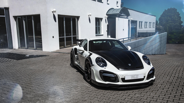 2017 techart porsche 911 turbo gt street r