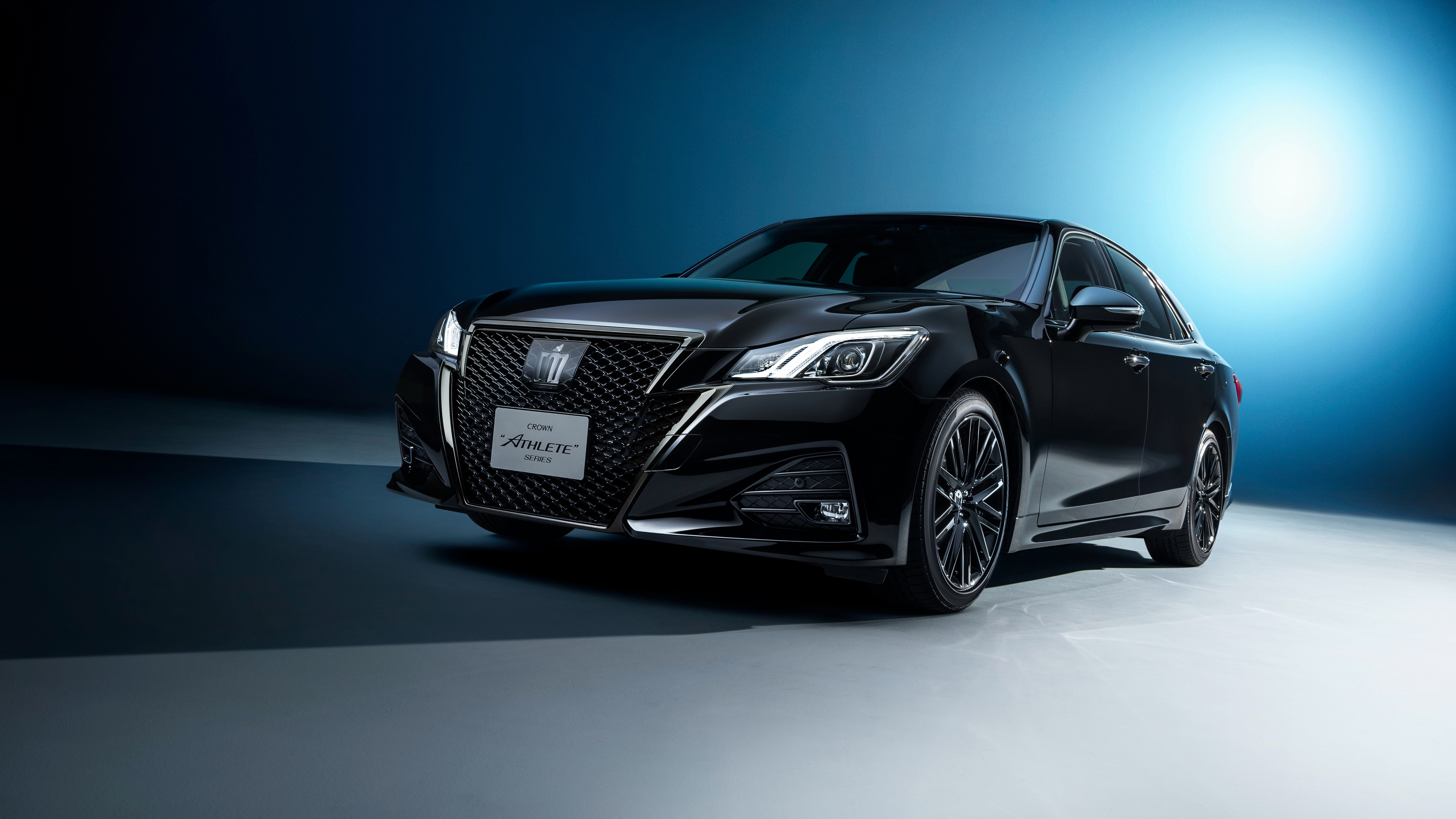 Crown Toyota 2018 >> 2017 Toyota Crown Hybrid Athlete ST J Frontier Limited 4K Wallpaper | HD Car Wallpapers | ID #8340