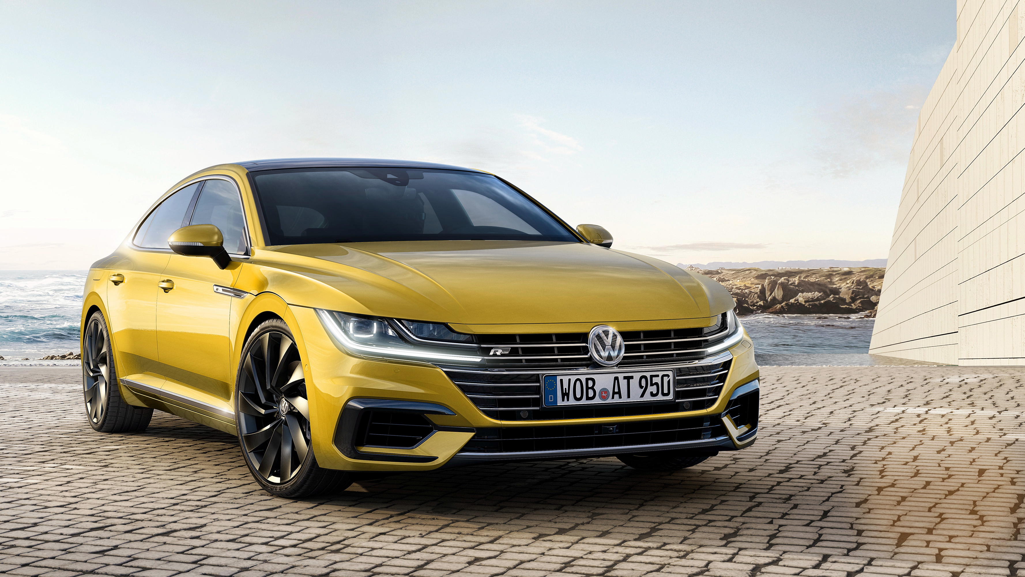 2017 Volkswagen Arteon R Line Wallpaper | HD Car Wallpapers