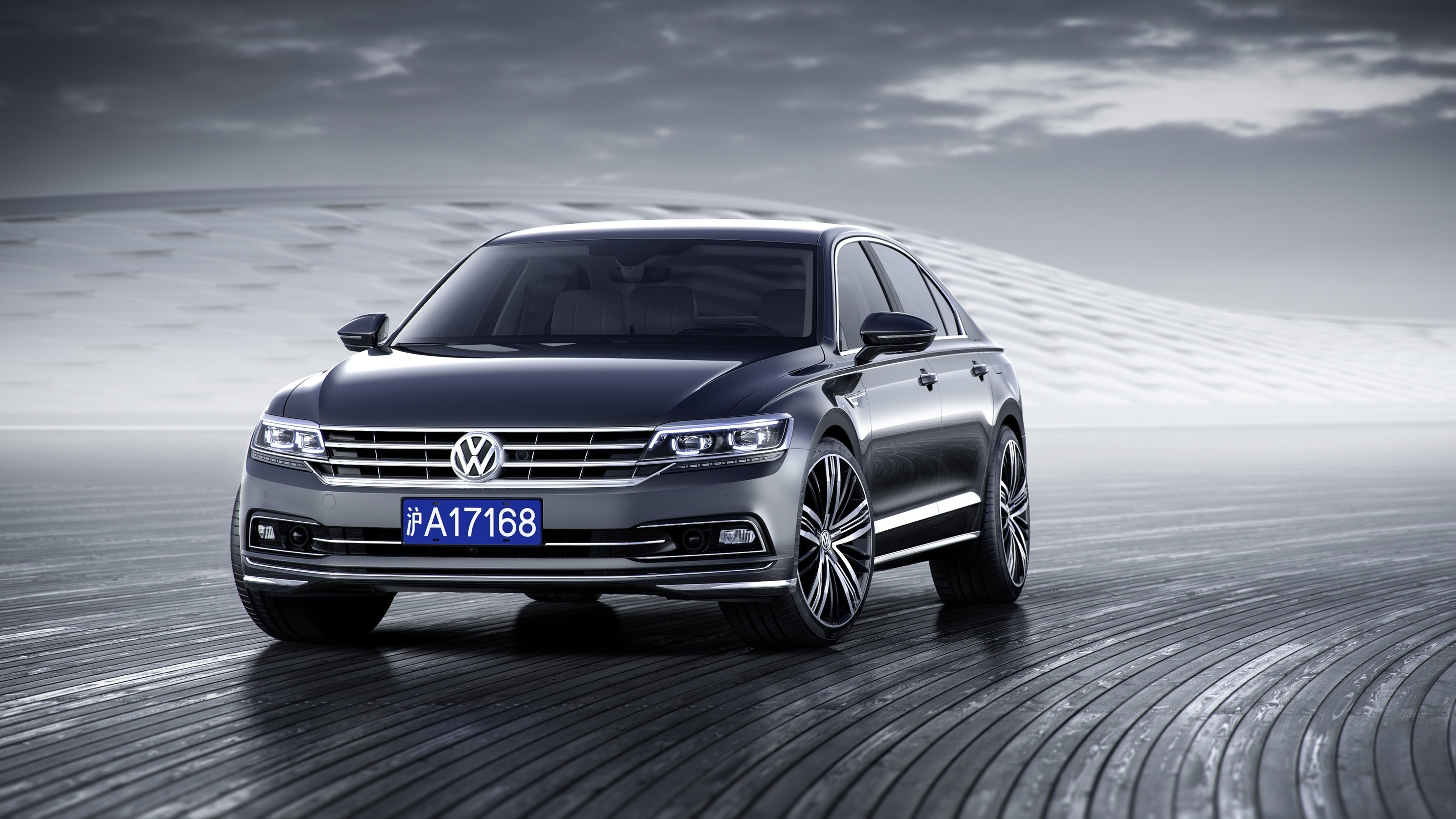 2017 volkswagen phideon luxury sedan wallpaper hd car wallpapers id 6372. Black Bedroom Furniture Sets. Home Design Ideas