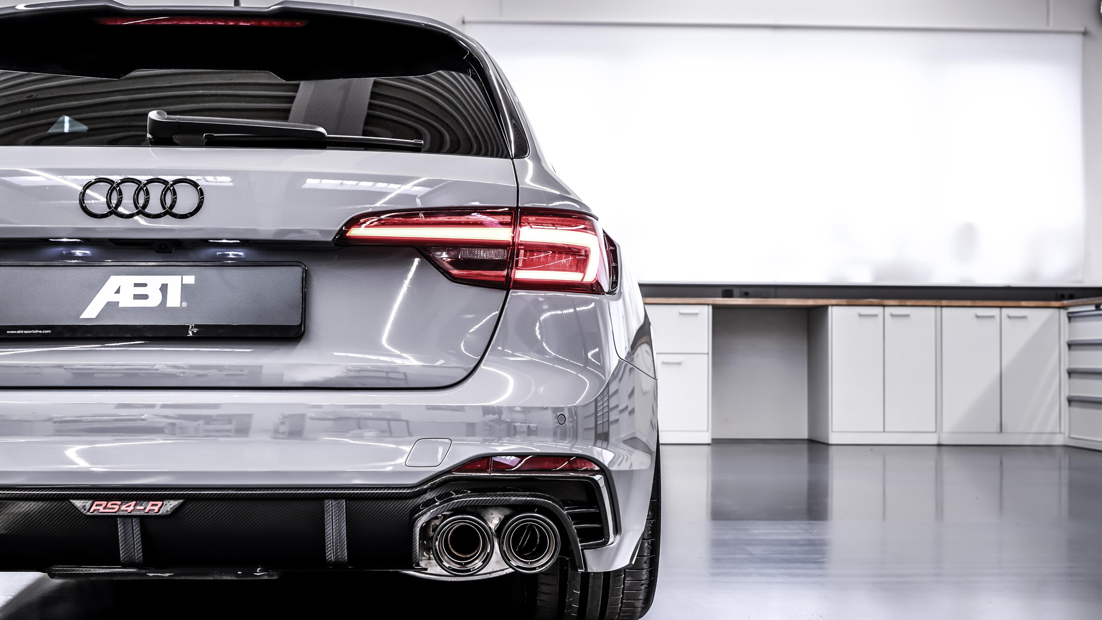 2018 Abt Audi Rs4 R Avant 4k 2 Wallpaper Hd Car Wallpapers Id 9768