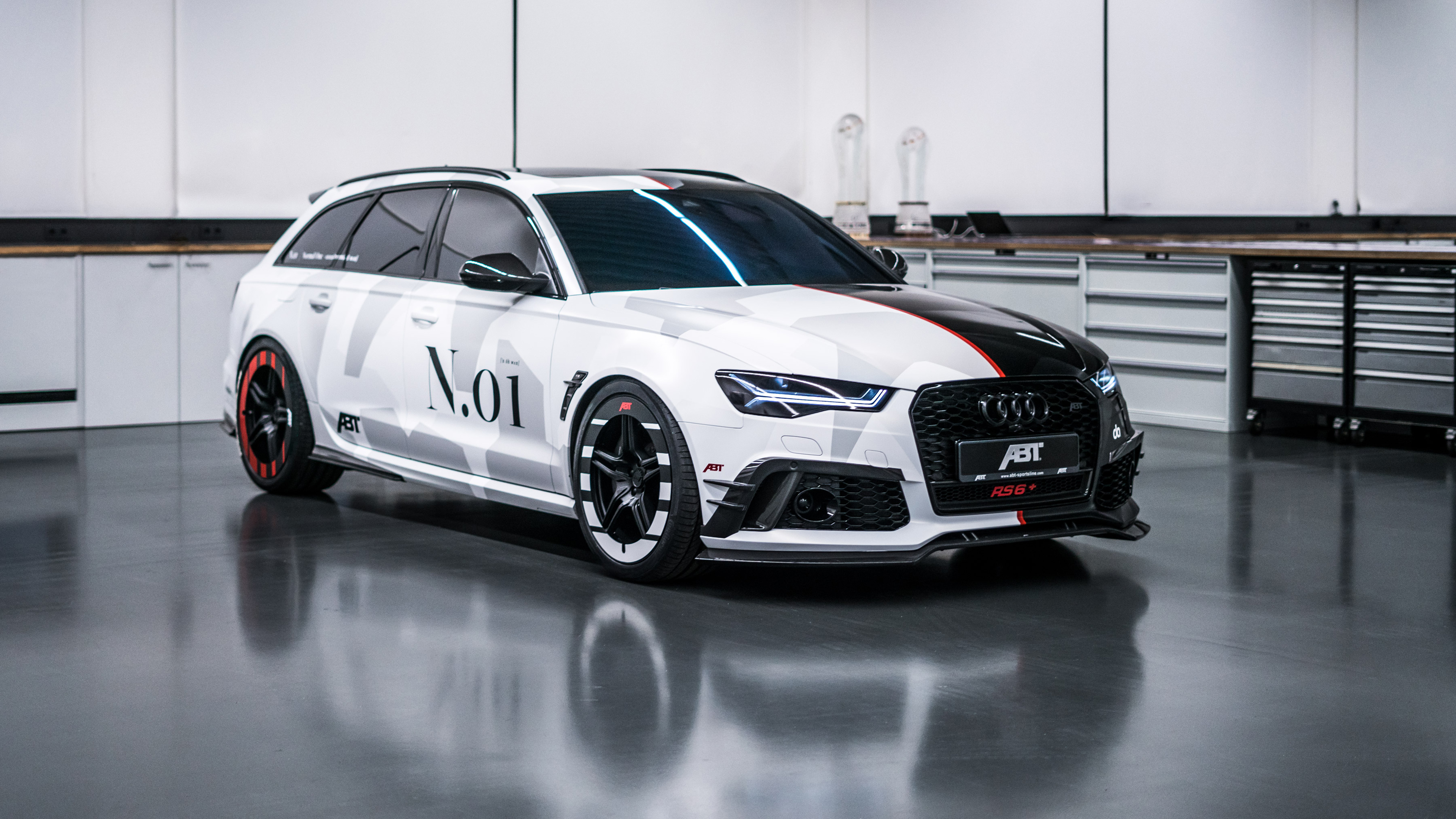 2018 Abt Audi Rs6 Avant For Jon Olsson 4k Wallpaper Hd Car