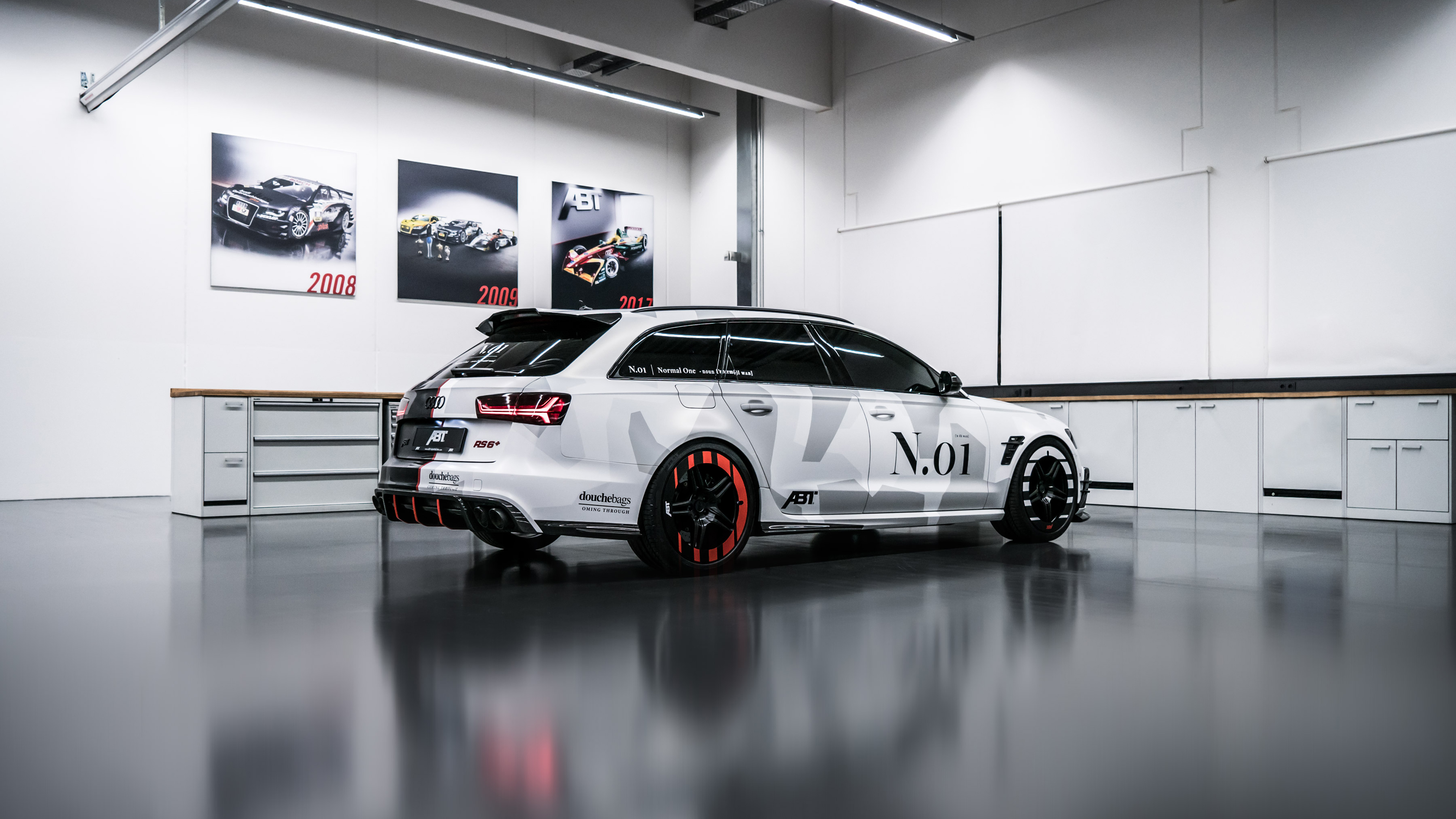 2018 Abt Audi Rs6 Avant For Jon Olsson 4k 2 Wallpaper Hd