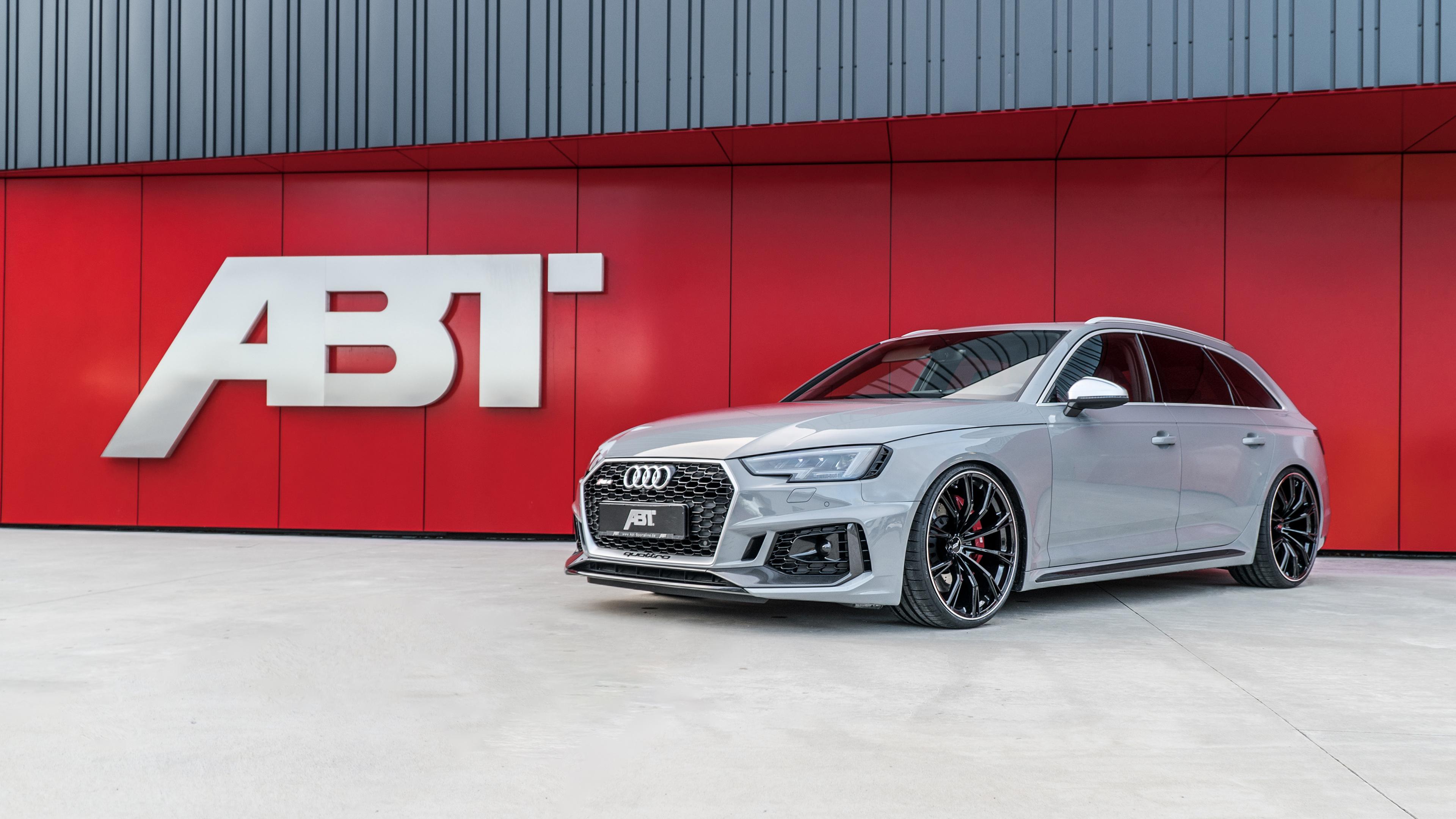 2018 Abt Audi Rs 4 Avant 4k Wallpaper Hd Car Wallpapers Id 9522