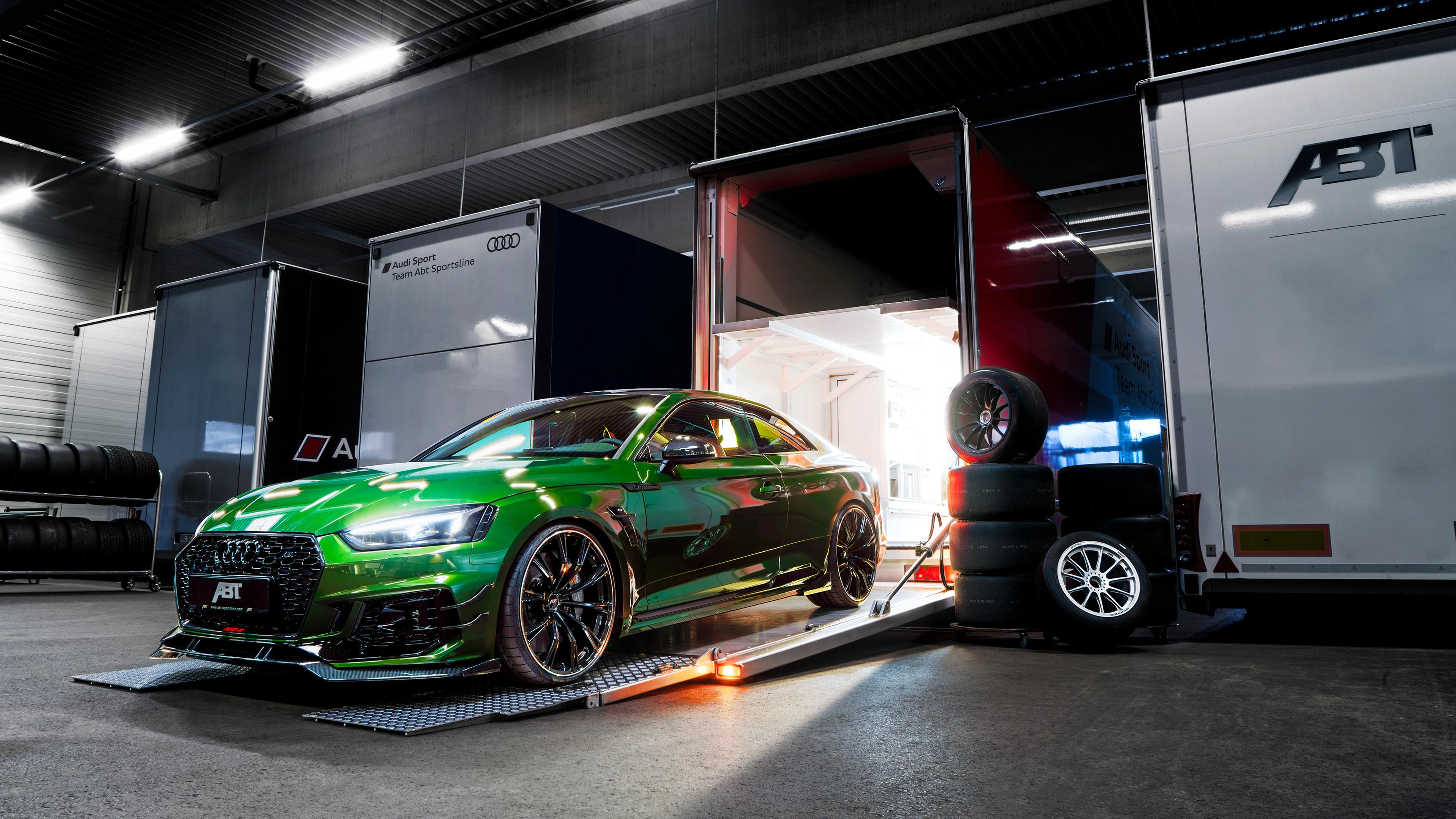 2018 ABT Audi RS 5 R Coupe 4K Wallpaper   HD Car ...