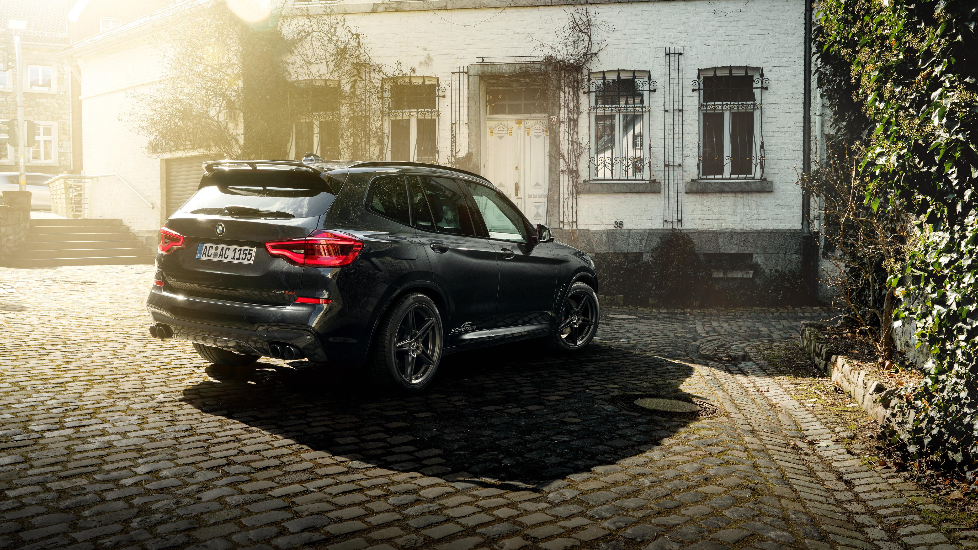 2018 AC Schnitzer ACS3 BMW X3 4K Wallpaper HD Car Wallpapers