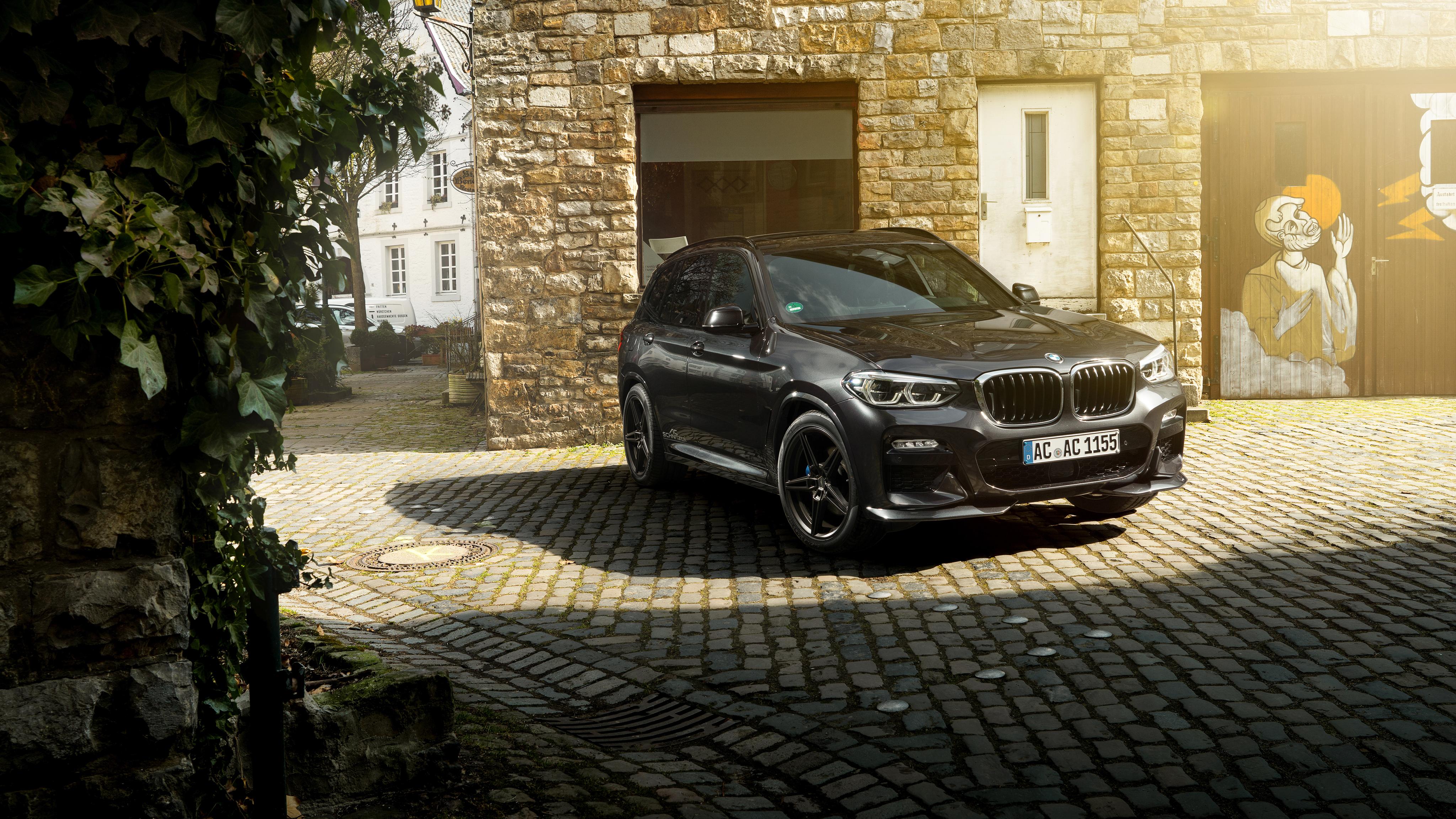 2018 AC Schnitzer ACS3 BMW X3 4K 2 Wallpaper | HD Car ...