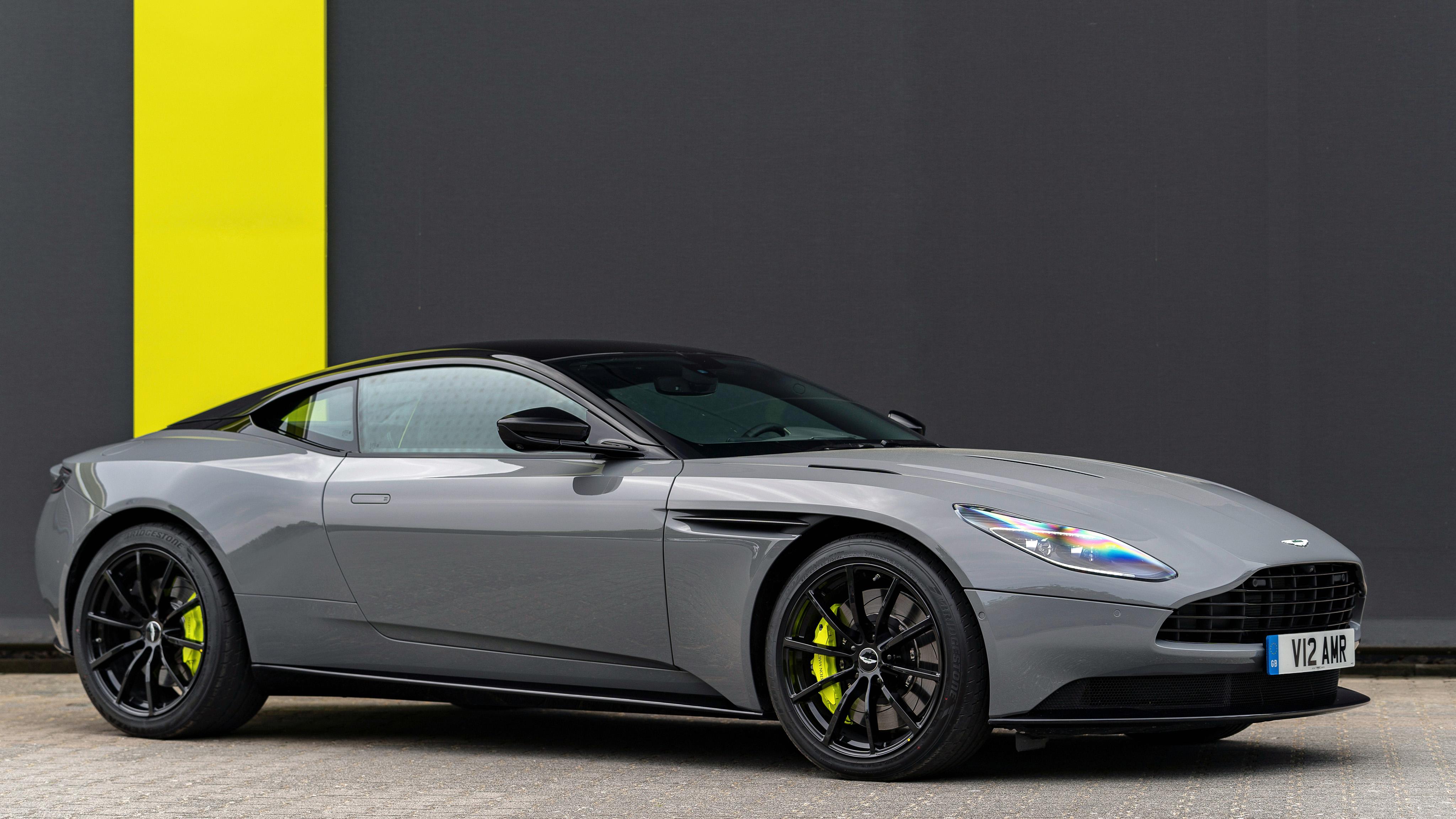 2018 Aston Martin Db11 Amr 4k 6 Wallpaper Hd Car Wallpapers Id 10469