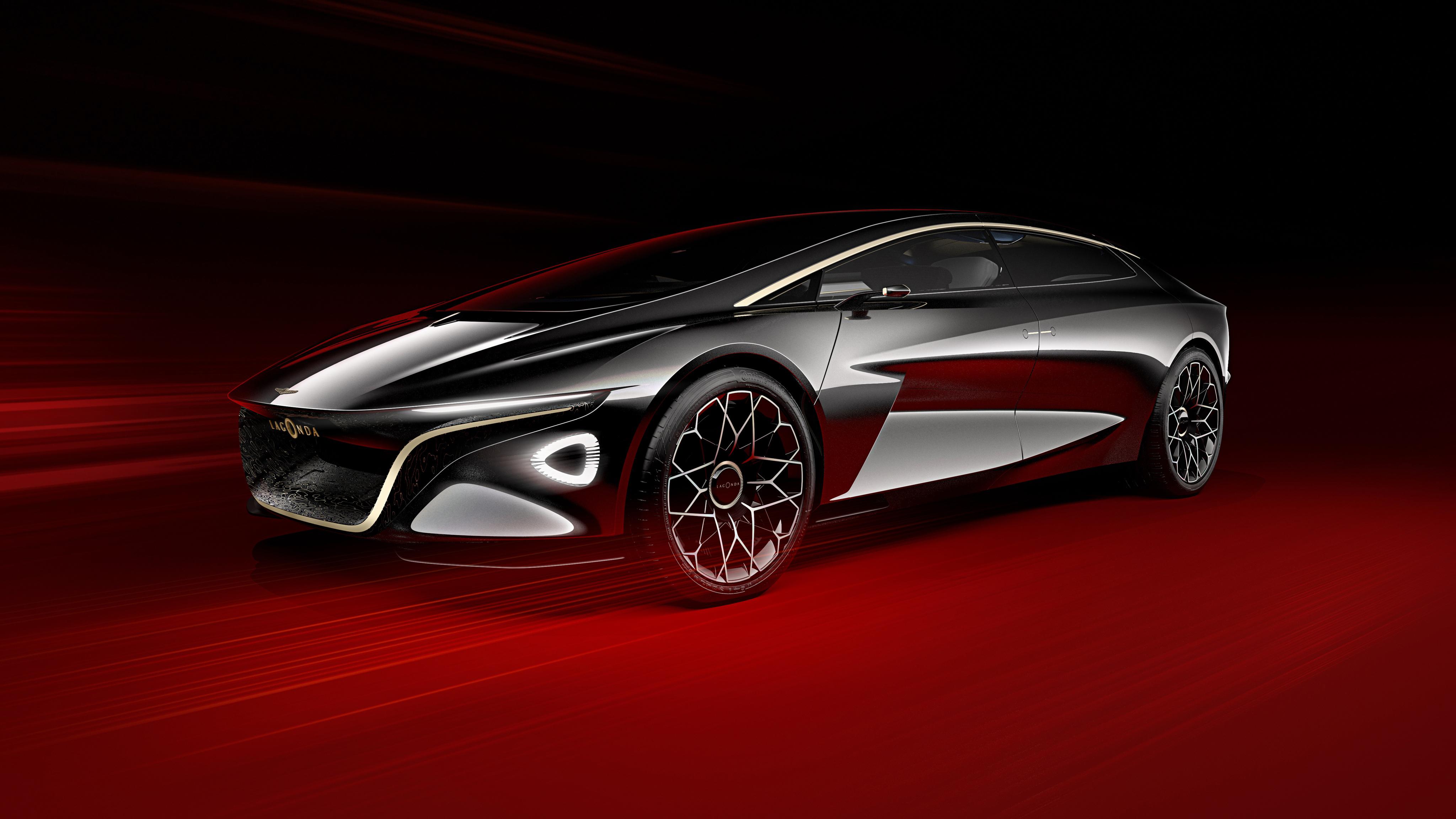 2018 Aston Martin Lagonda Vision Concept 4K 3 Wallpaper ...