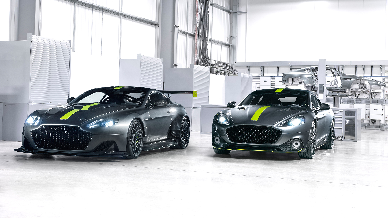 2018 Aston Martin Rapide Amr Vantage Amr Pro Wallpaper