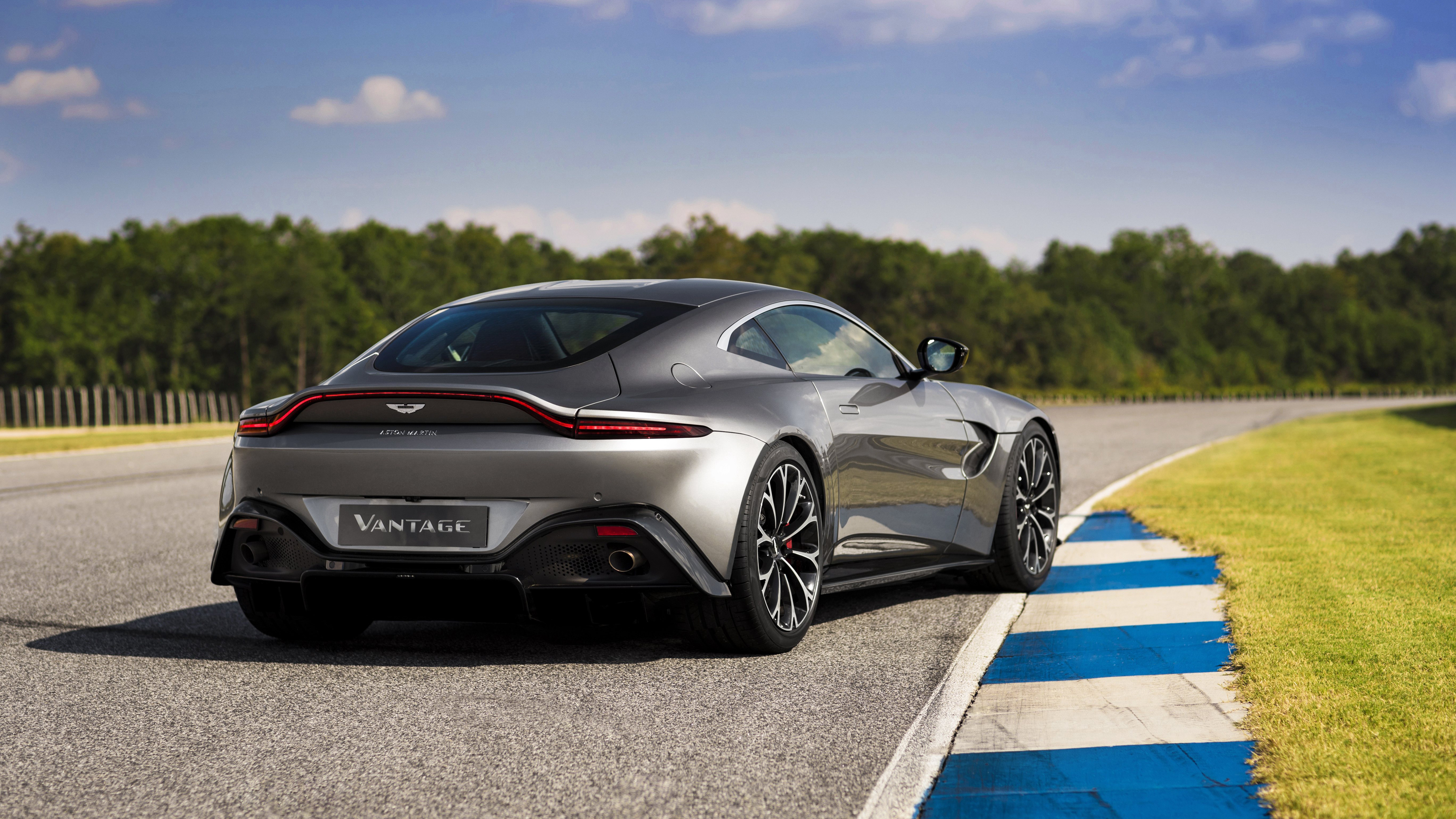 2018 Aston Martin Vantage 4k 3 Wallpaper Hd Car