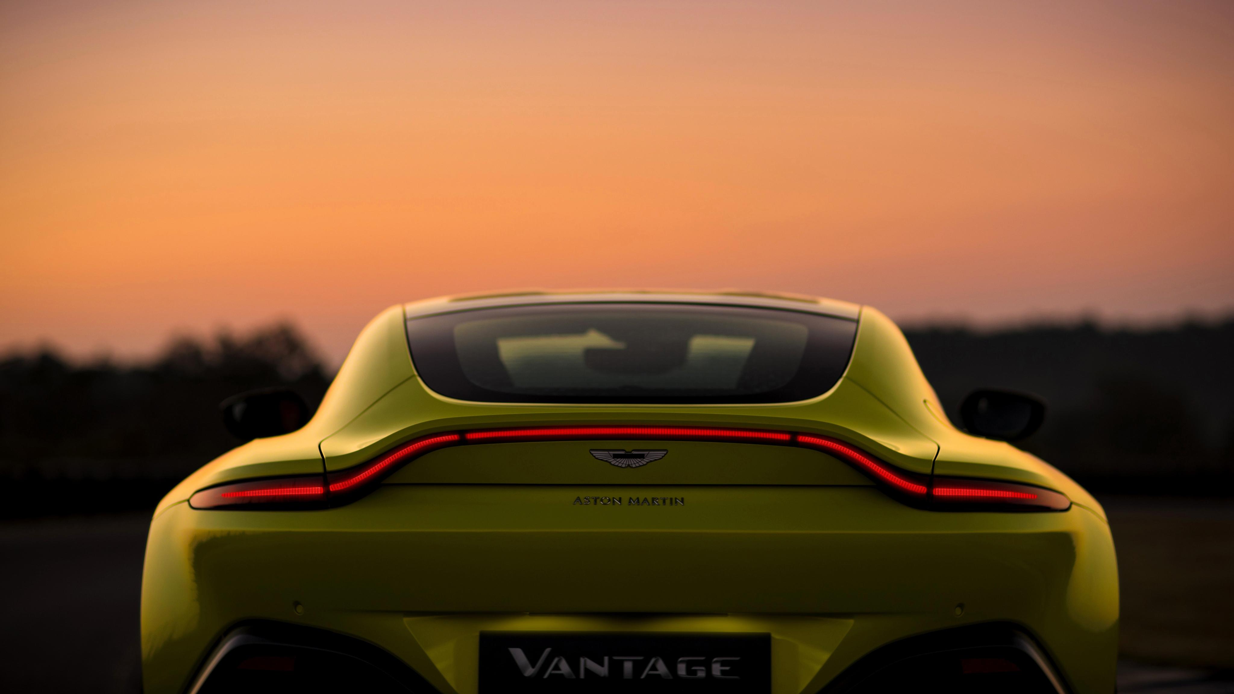 2018 Aston Martin Vantage 4k 4 Wallpaper Hd Car