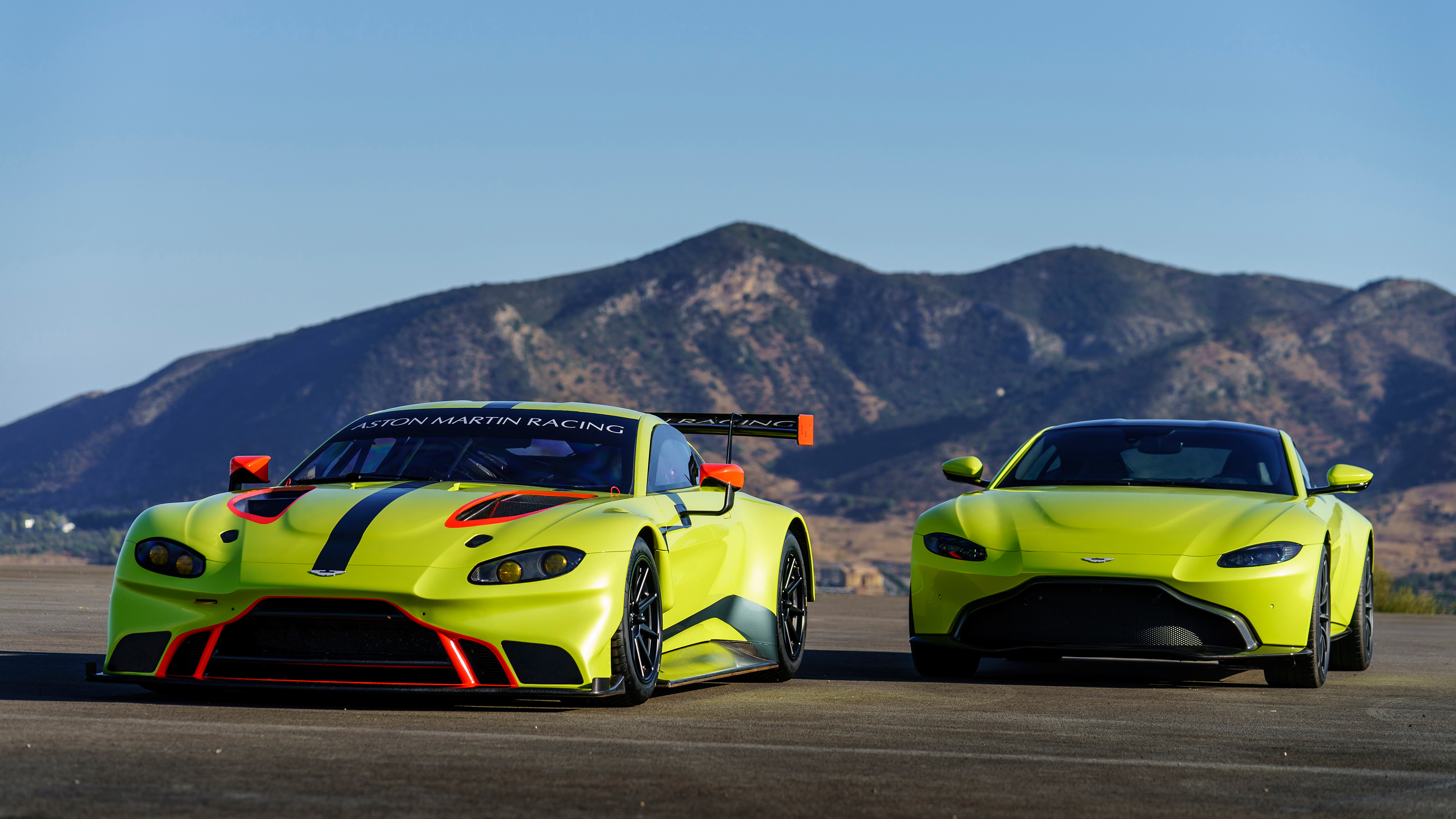 2018 Aston Martin Vantage GTE 4K 6 Wallpaper | HD Car ...