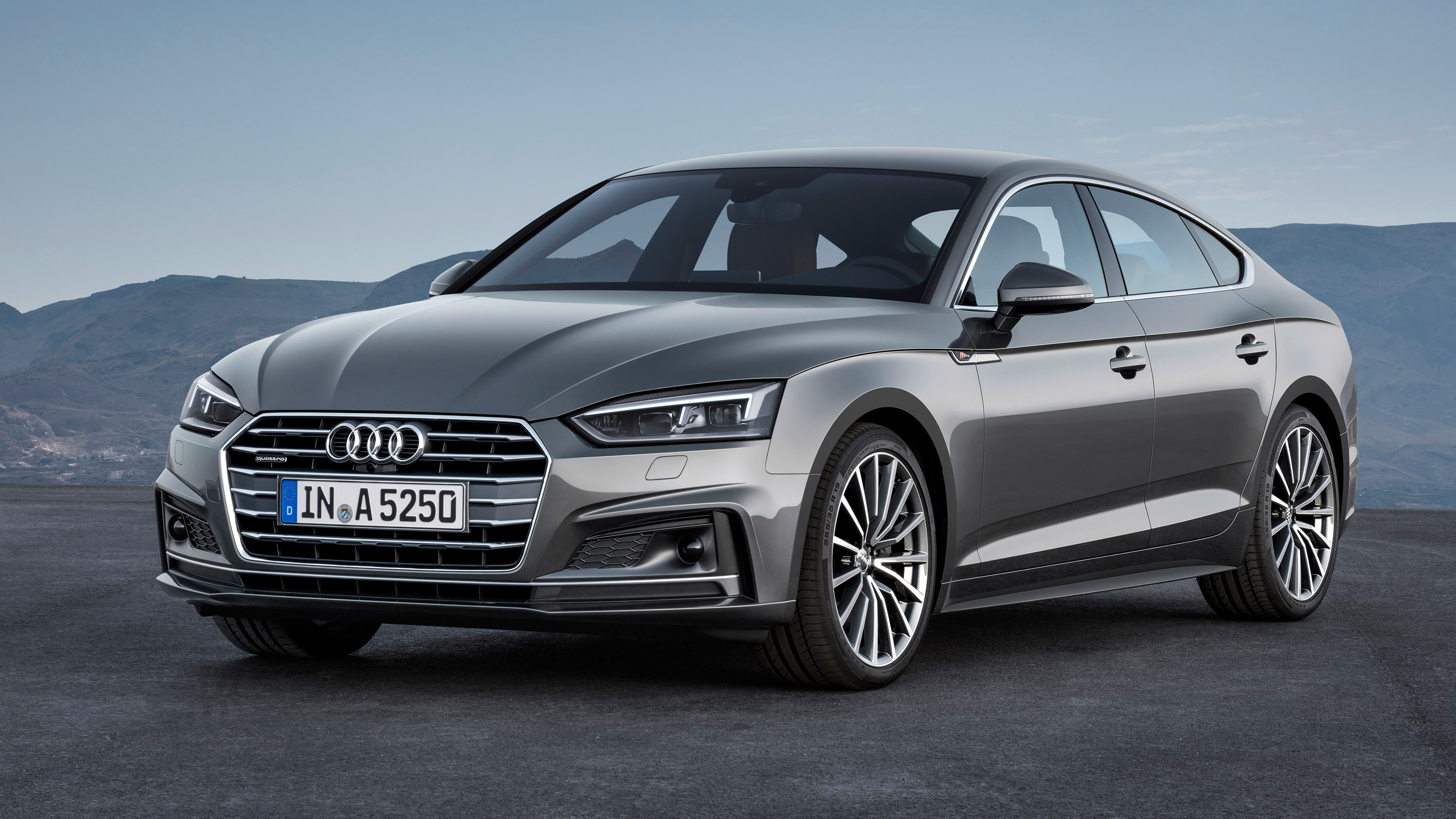2018 Audi A5 Sportback Wallpaper Hd Car Wallpapers Id 7179
