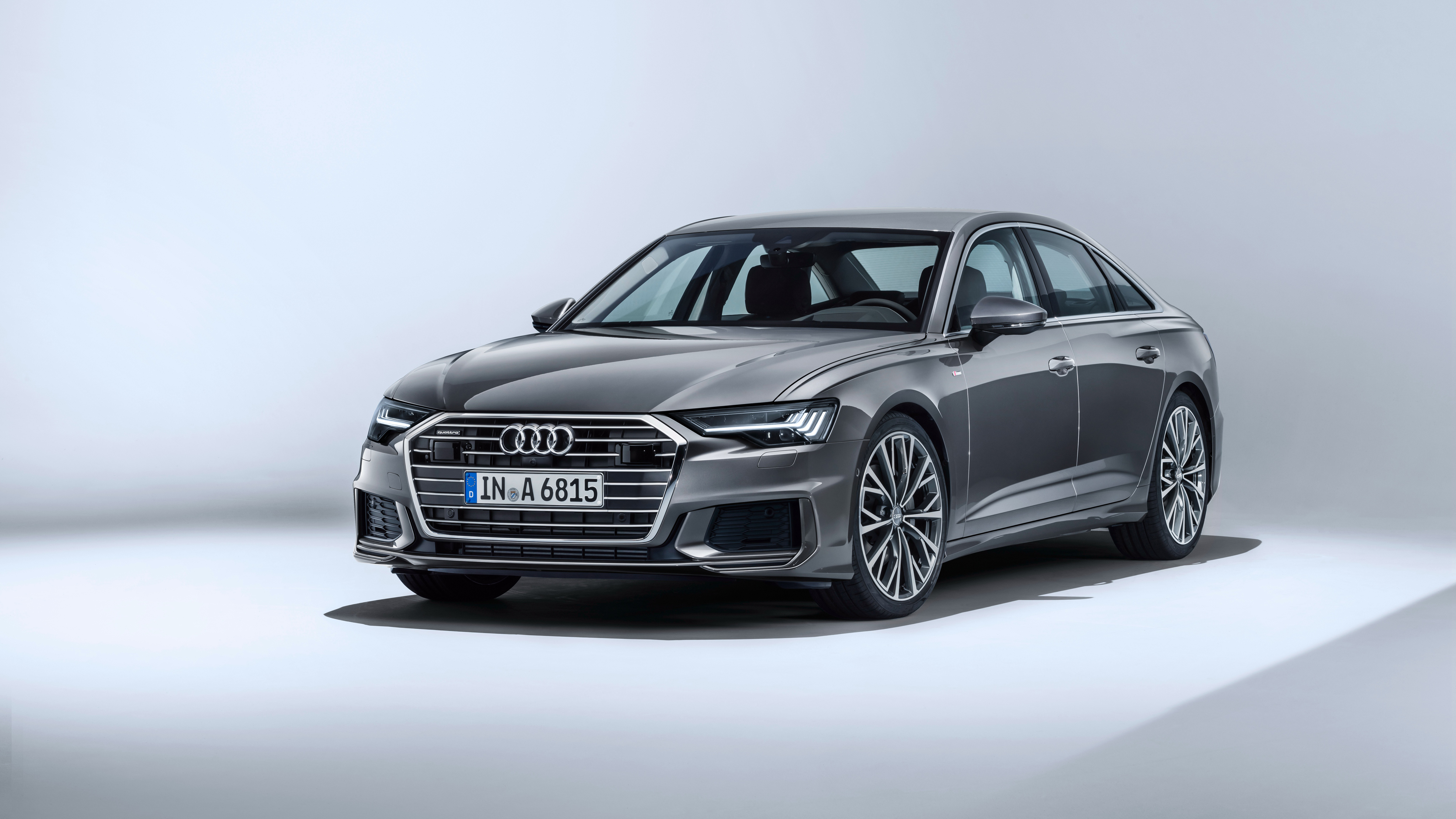 2018 audi a6 50 tdi quattro s line 4k 2 wallpaper hd car wallpapers id 9769. Black Bedroom Furniture Sets. Home Design Ideas
