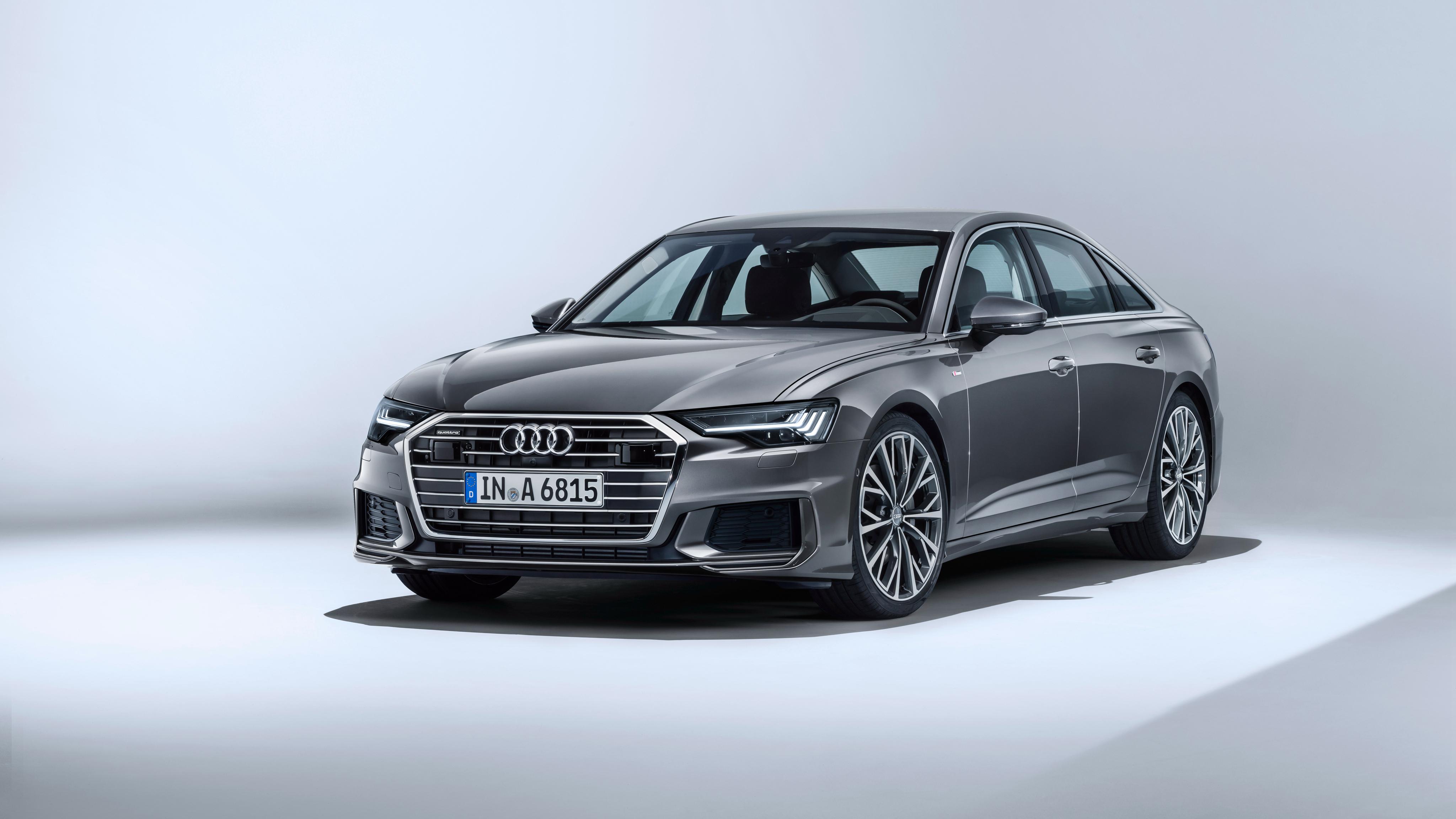 2018 Audi A6 50 Tdi Quattro S Line 4k 2 Wallpaper Hd Car