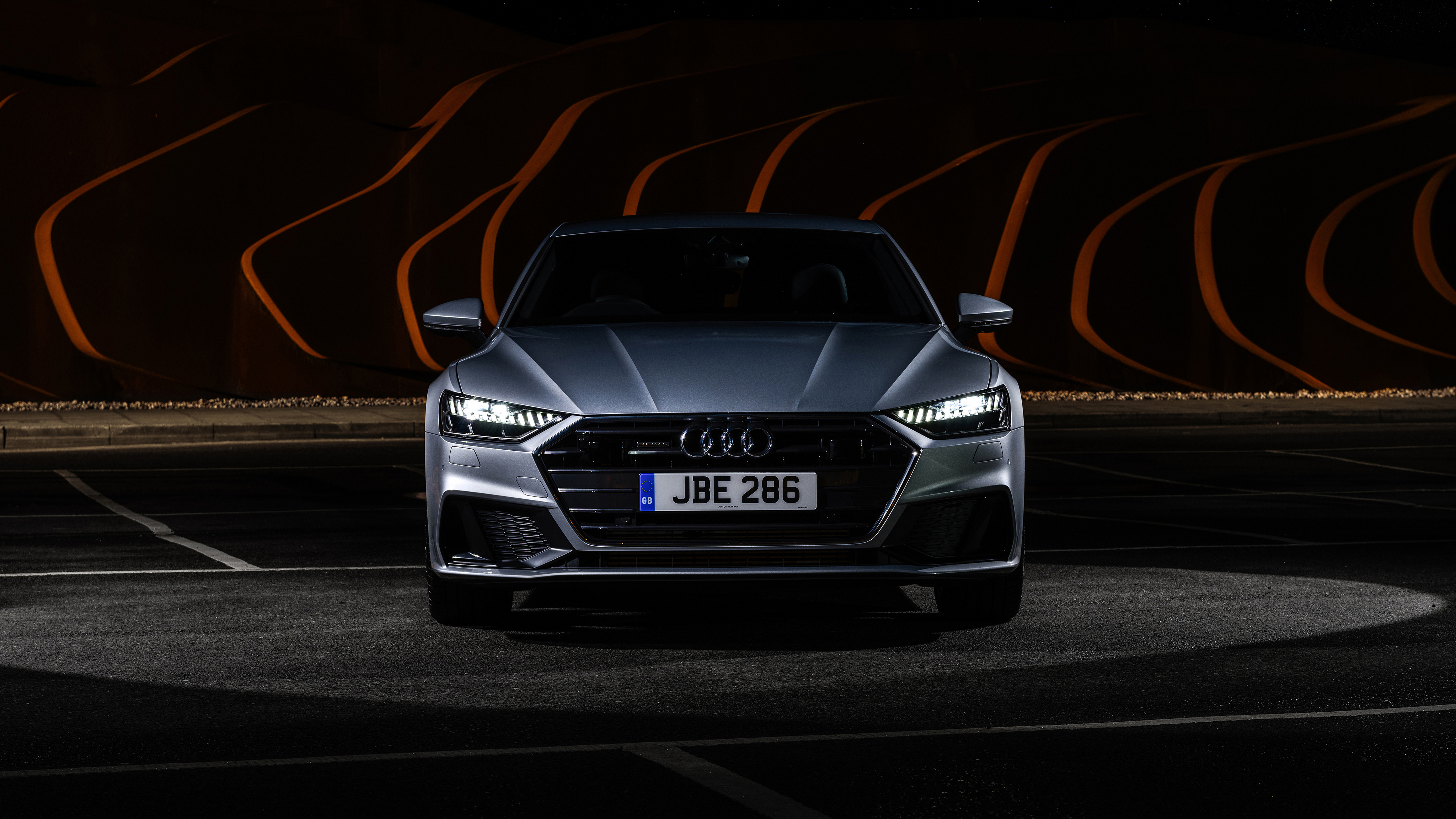 2018 Audi A7 Sportback 50 Tdi Quattro S Line 4k 3 Wallpaper Hd