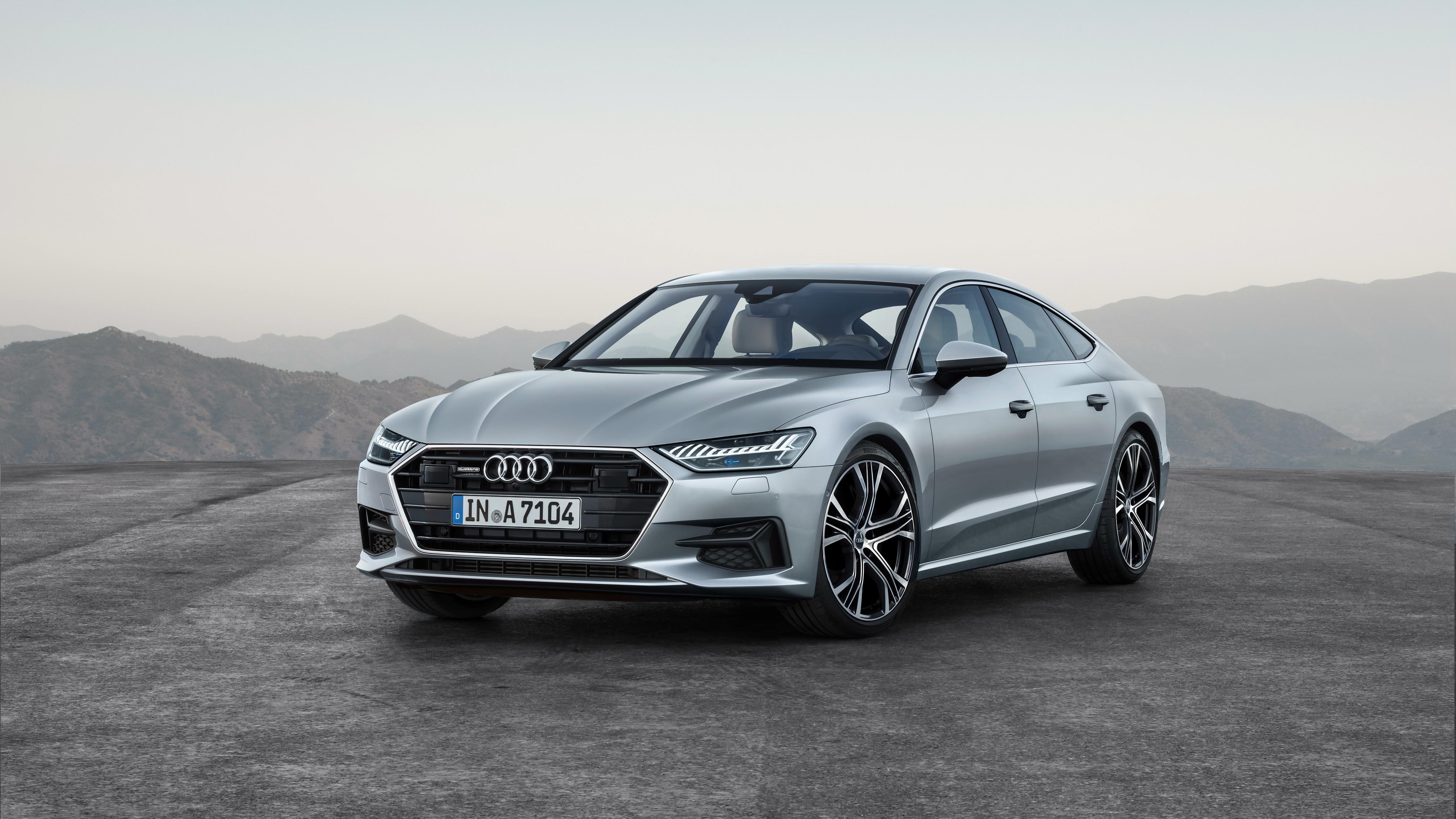 2018 Audi A7 Sportback Quattro 4k Wallpaper Hd Car Wallpapers Id