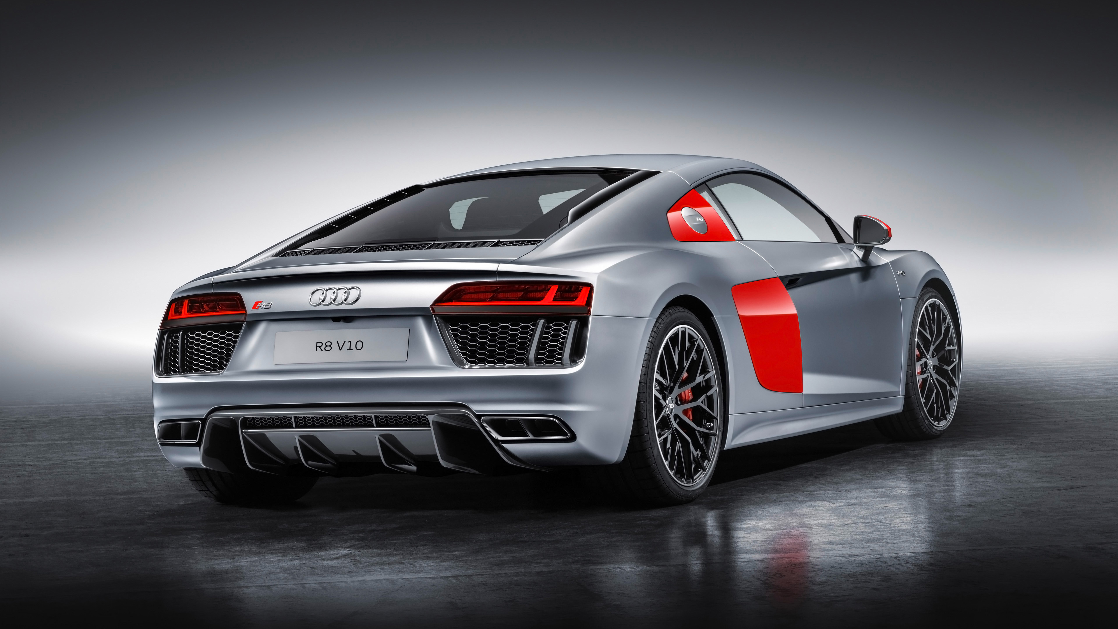 2018 Audi R8 Coupe Sport Edition 2 Wallpaper Hd Car