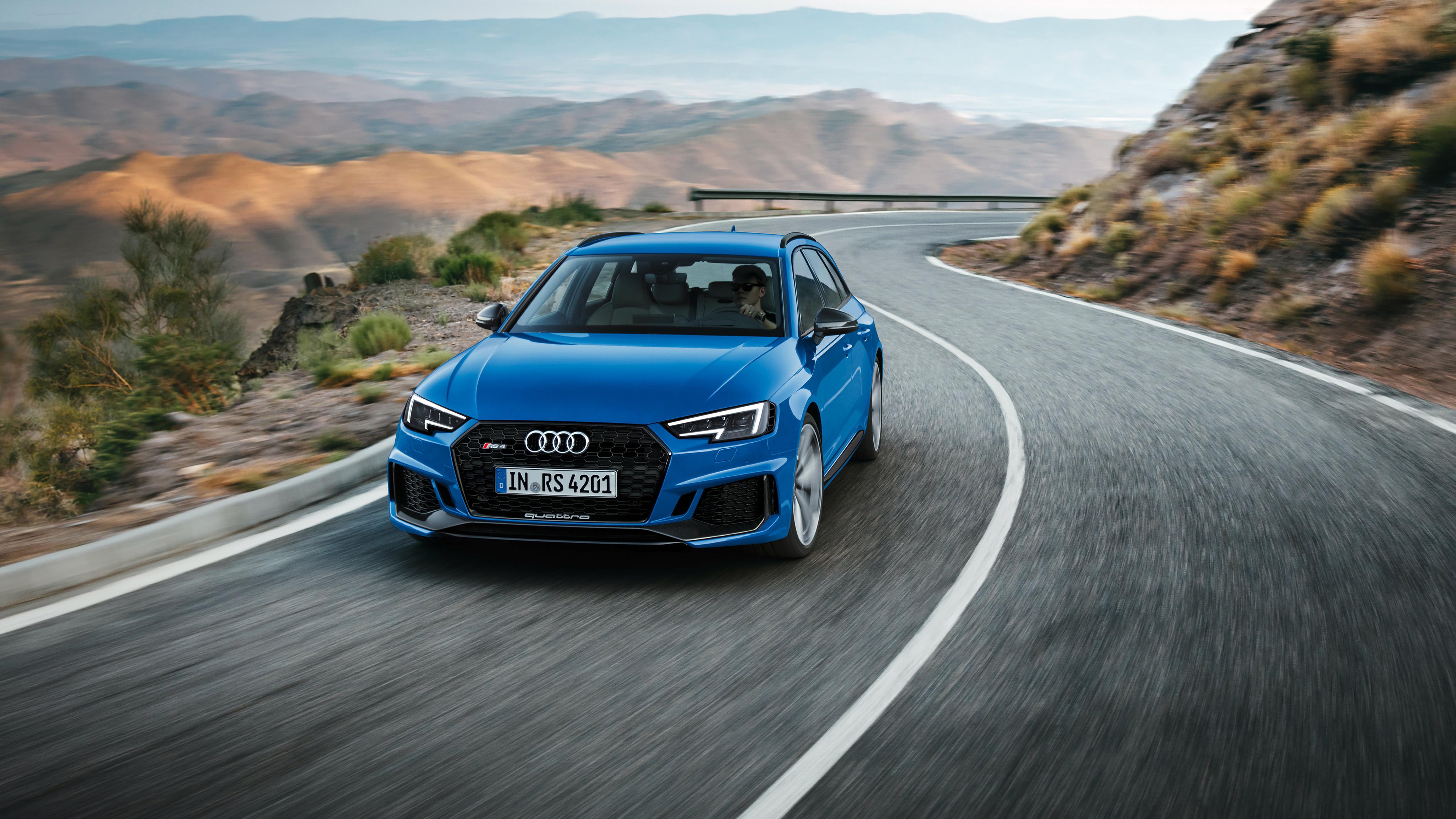 2018 Audi Rs4 Avant 2 Wallpaper Hd Car Wallpapers Id 8592