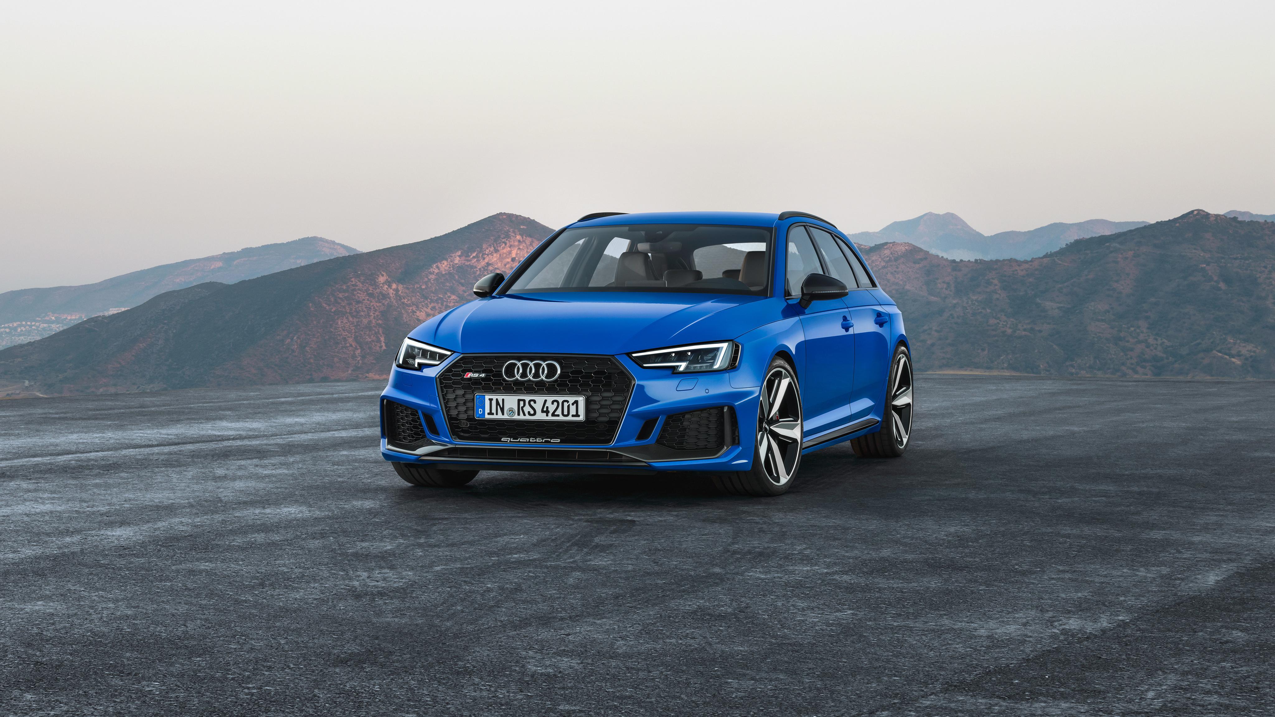 2018 Audi Rs4 Avant 4k Wallpaper Hd Car Wallpapers Id 8587