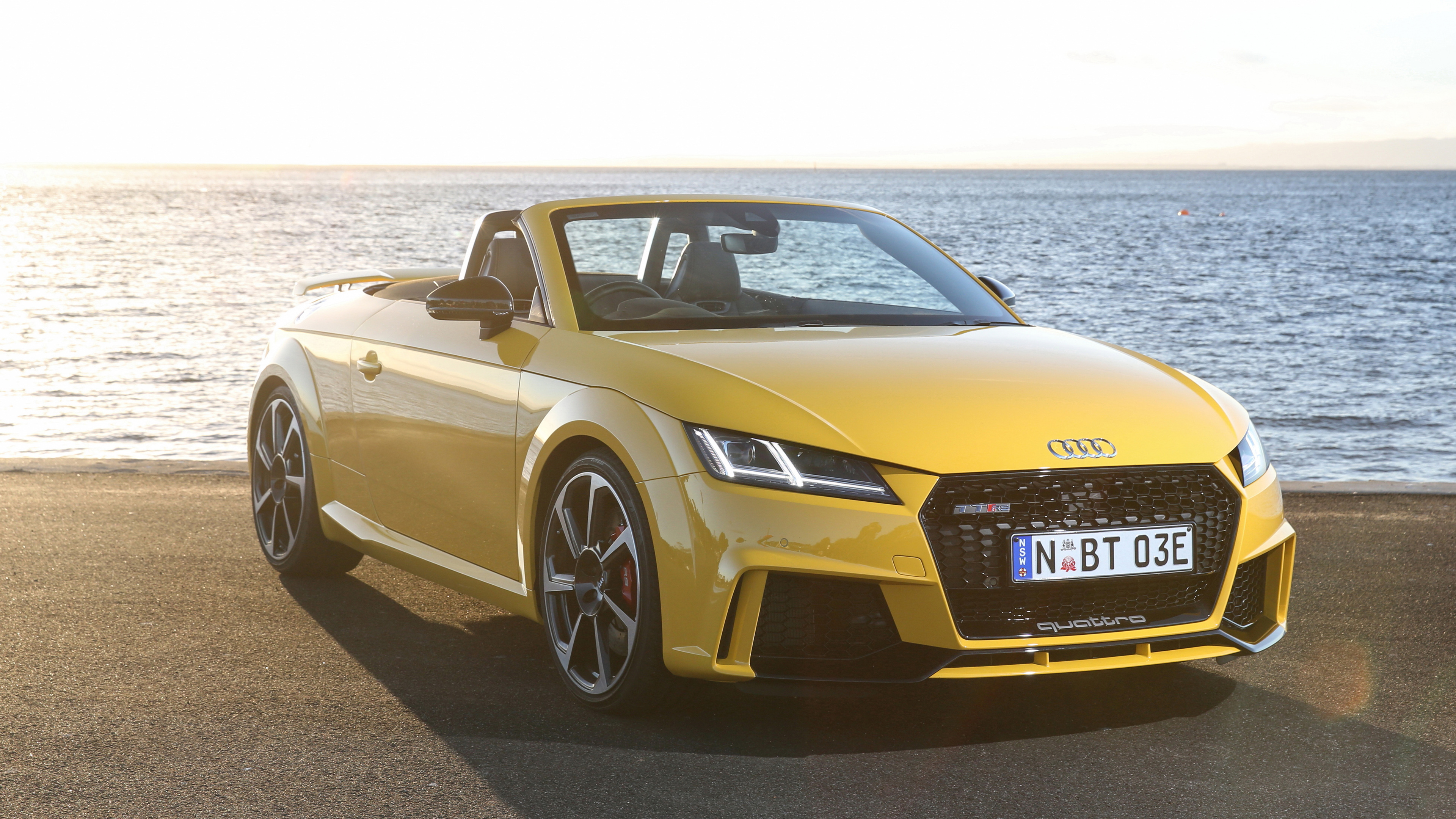 2018 audi tt rs roadster 4k wallpaper hd car wallpapers. Black Bedroom Furniture Sets. Home Design Ideas