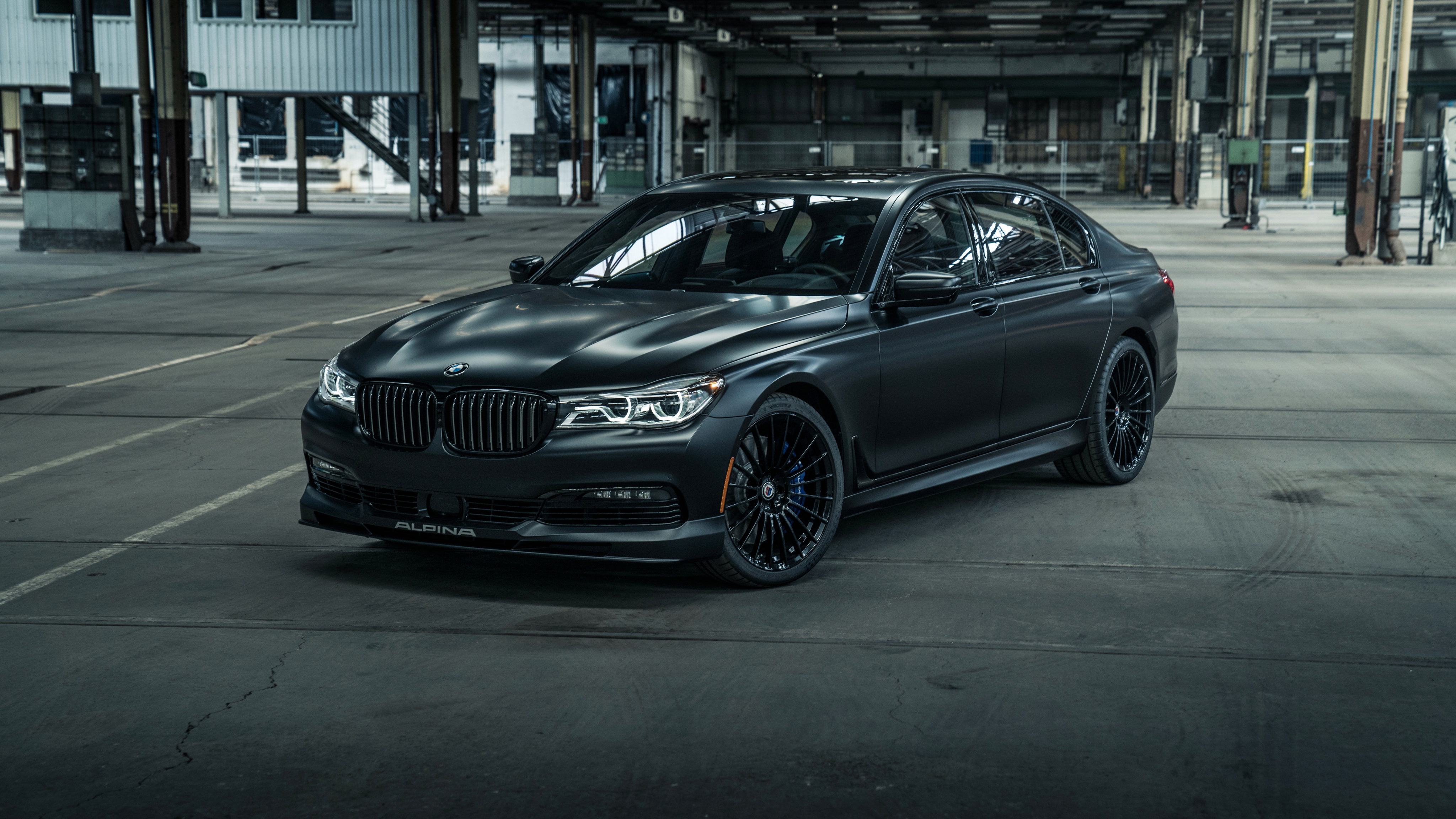 2018 BMW Alpina B7 Bi-Turbo Exclusive Edition 4K 2 ...