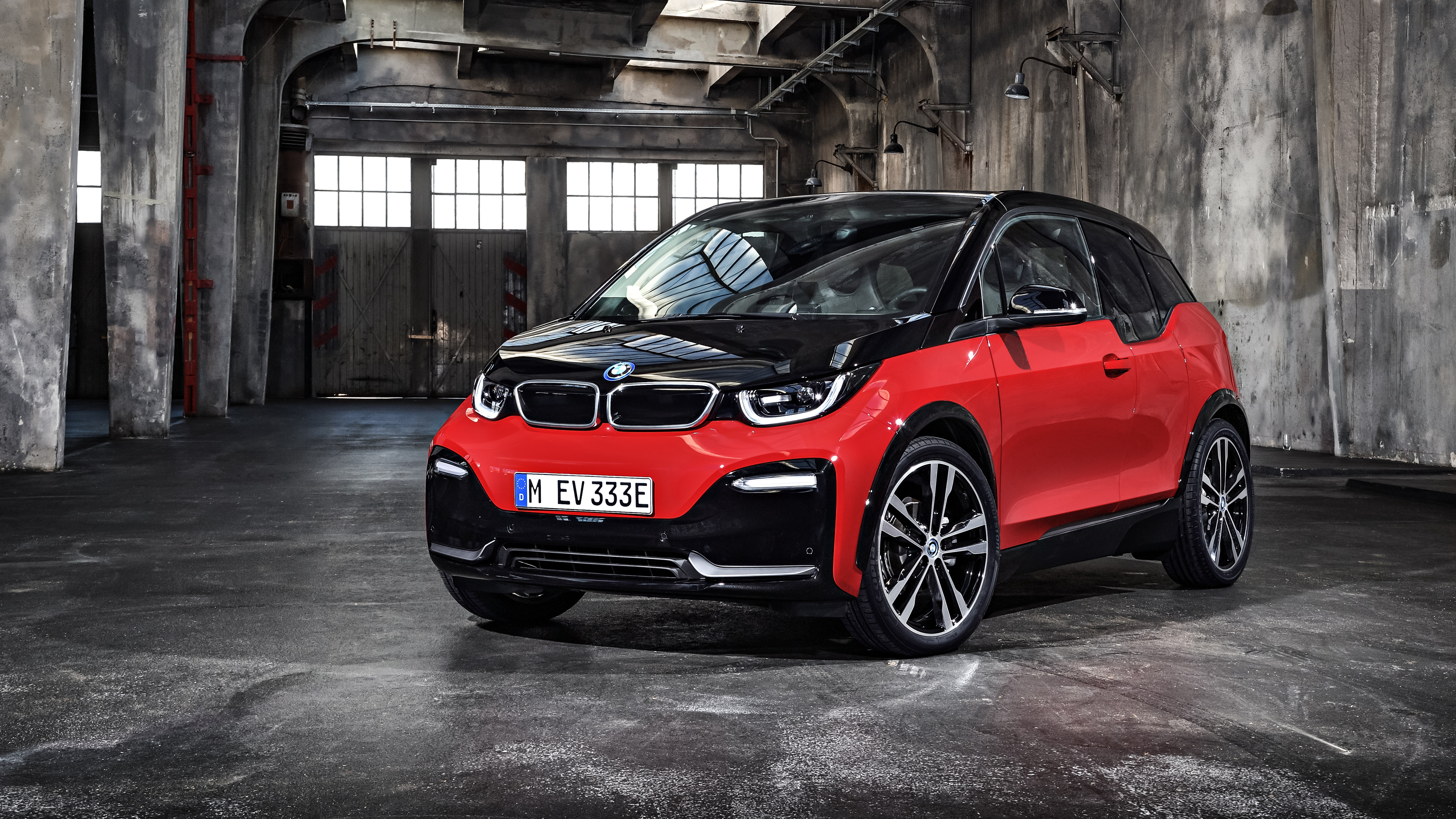 Bmw M4 2018 Coupe >> 2018 BMW i3s 4 4K Wallpaper | HD Car Wallpapers | ID #8388
