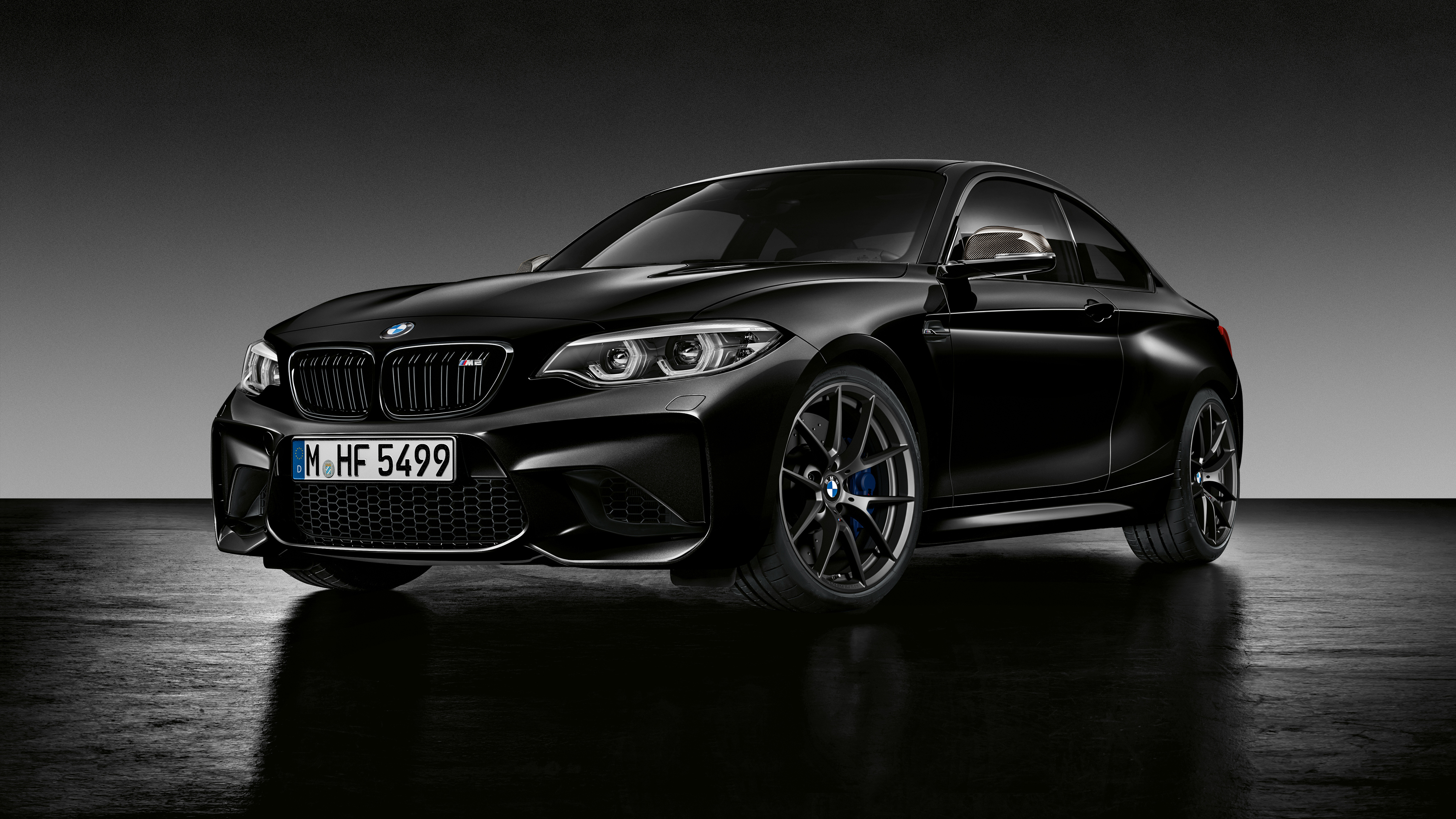 2018 Bmw M2 Coupe Edition Black Shadow 2 Wallpaper Hd Car Wallpapers Id 9911