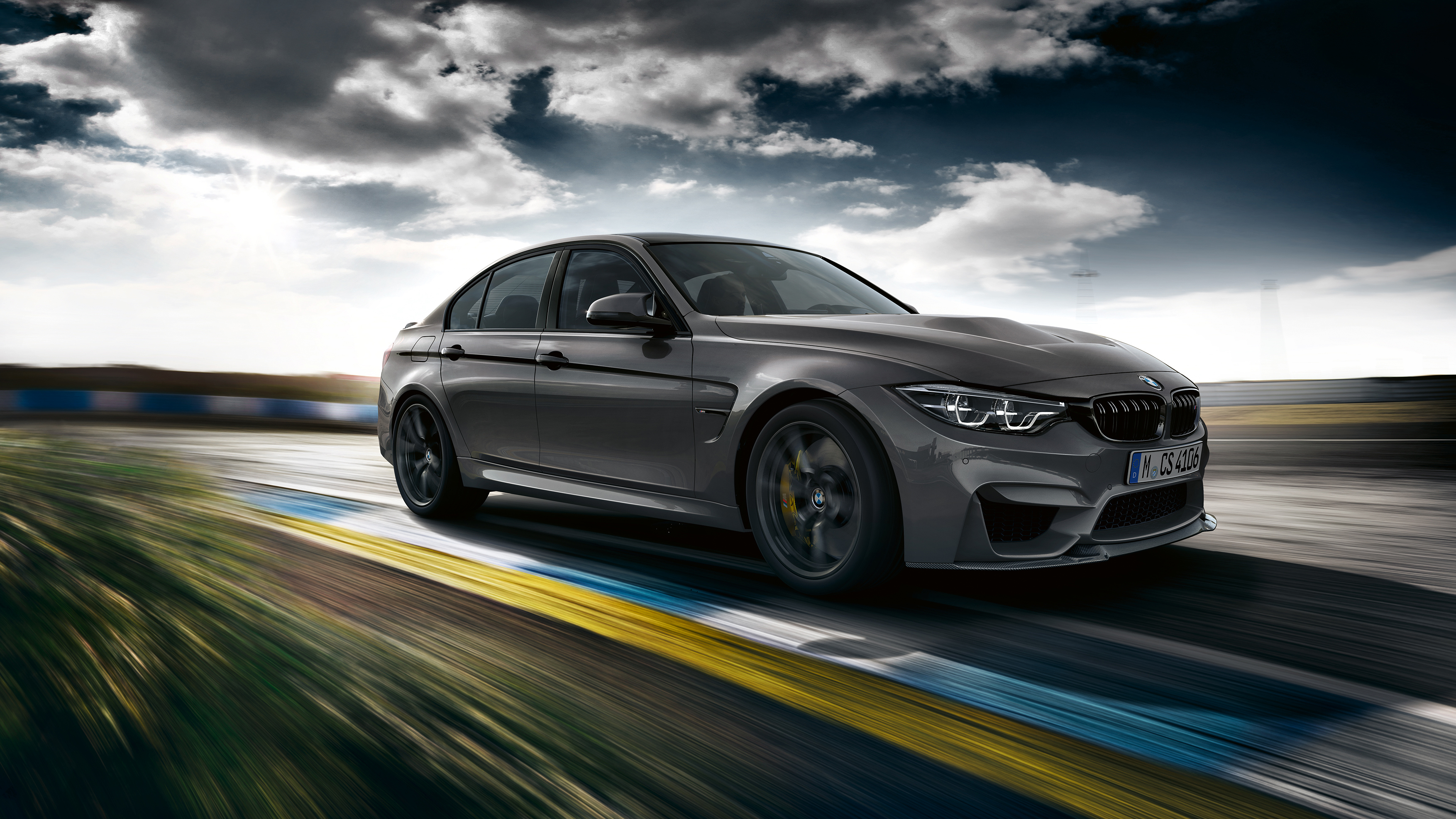 Bmw M3 Hd Wallpaper: 2018 BMW M3 CS Wallpaper
