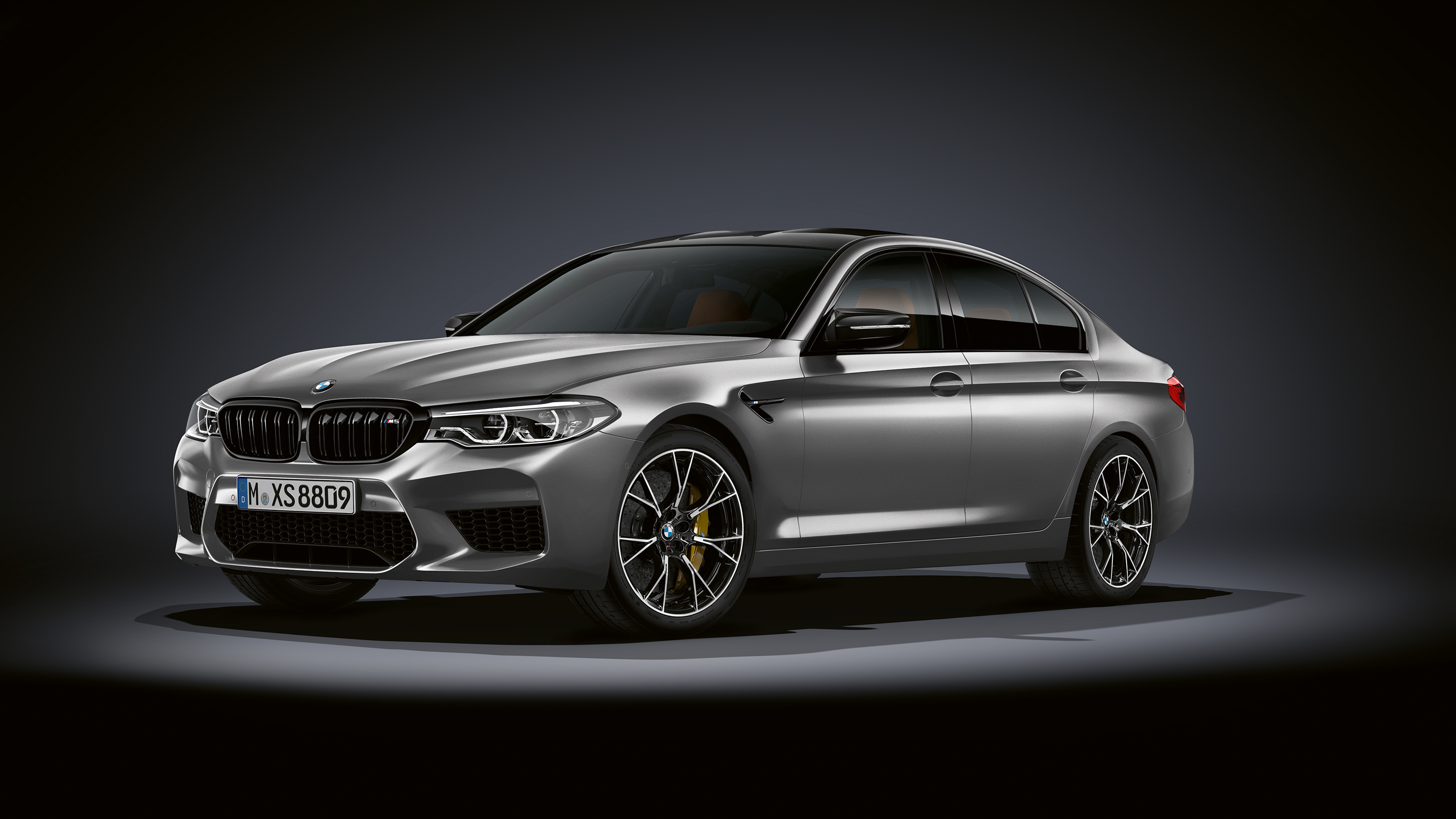 2018 Bmw M5 Competition 4k 2 Wallpaper Hd Car Wallpapers Id 10366
