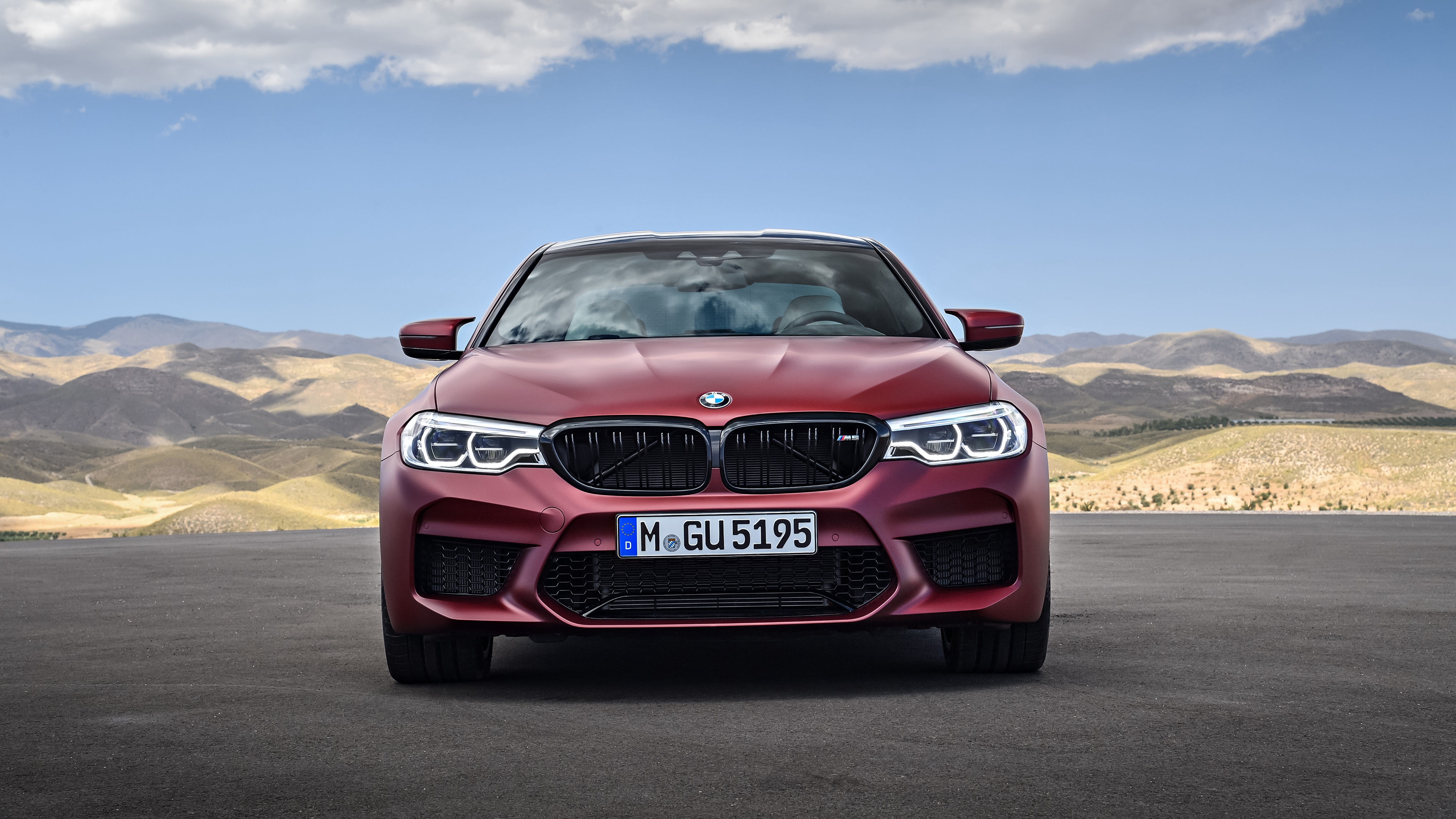 2018 BMW M5 First Edition 4K Wallpaper | HD Car Wallpapers ...