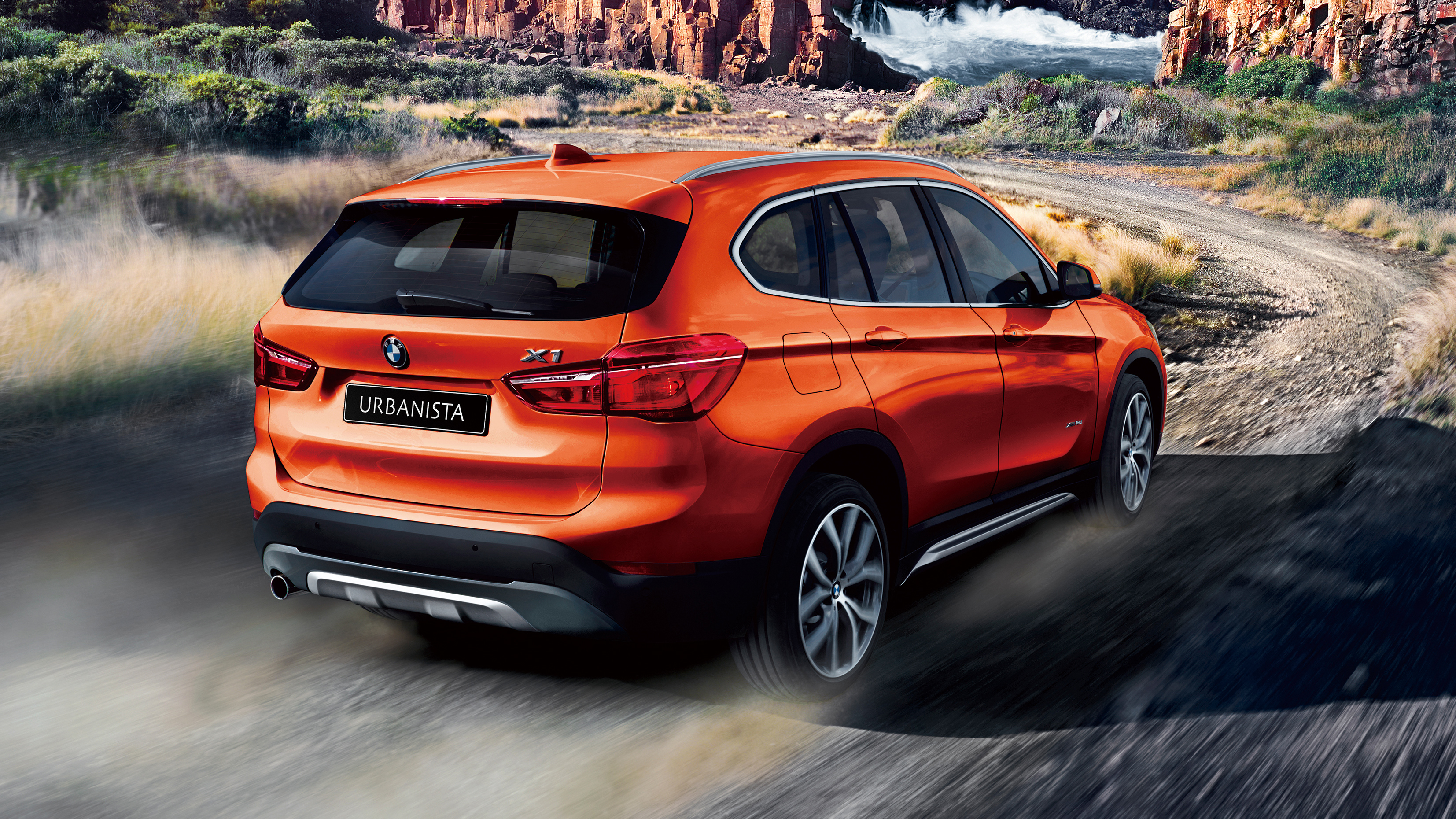 2018 BMW X1 xDrive18d Urbanista 2 Wallpaper | HD Car ...