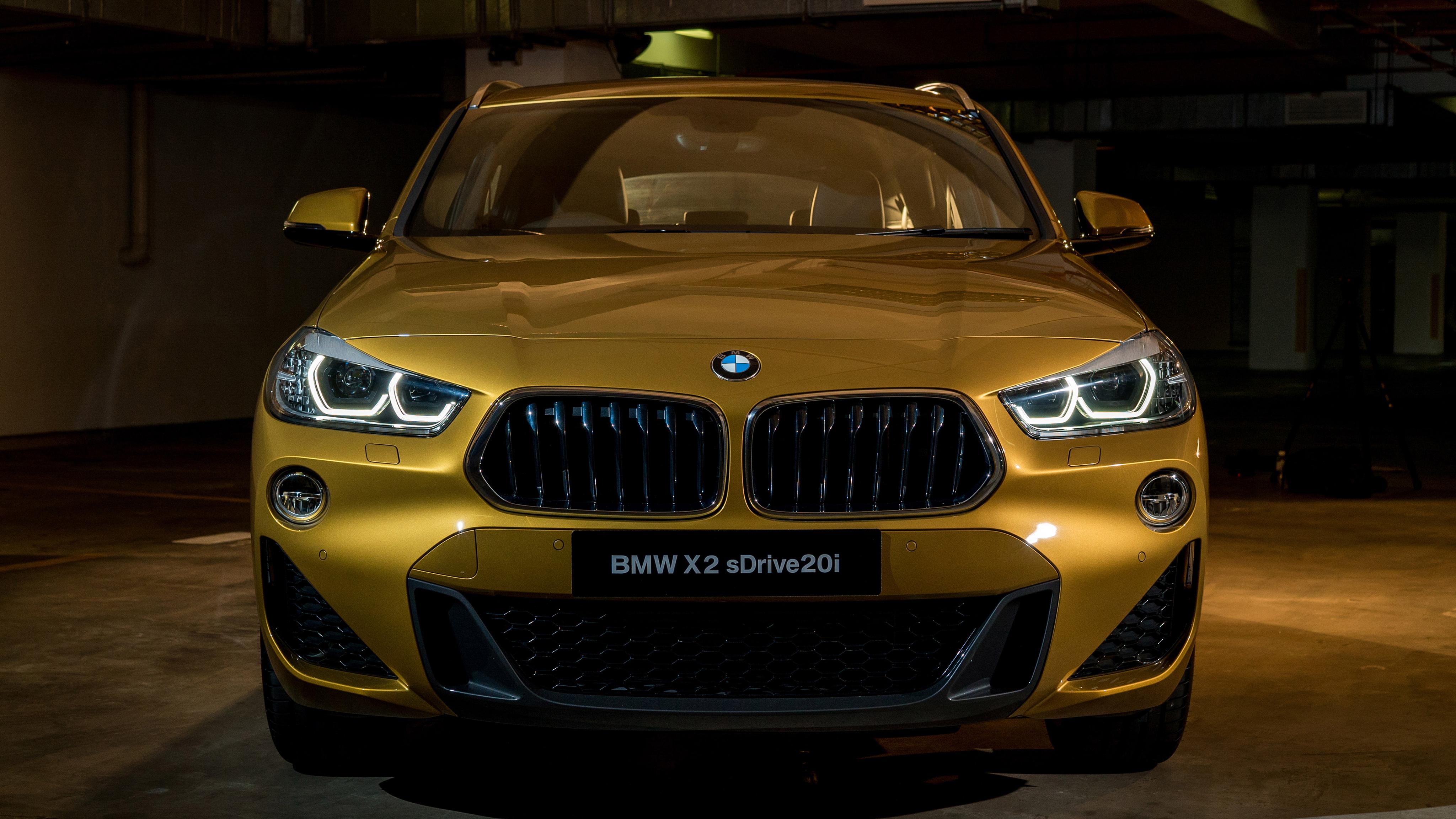 2018 Bmw X2 Sdrive20i M Sport 4k Wallpaper Hd Car Wallpapers Id 10112
