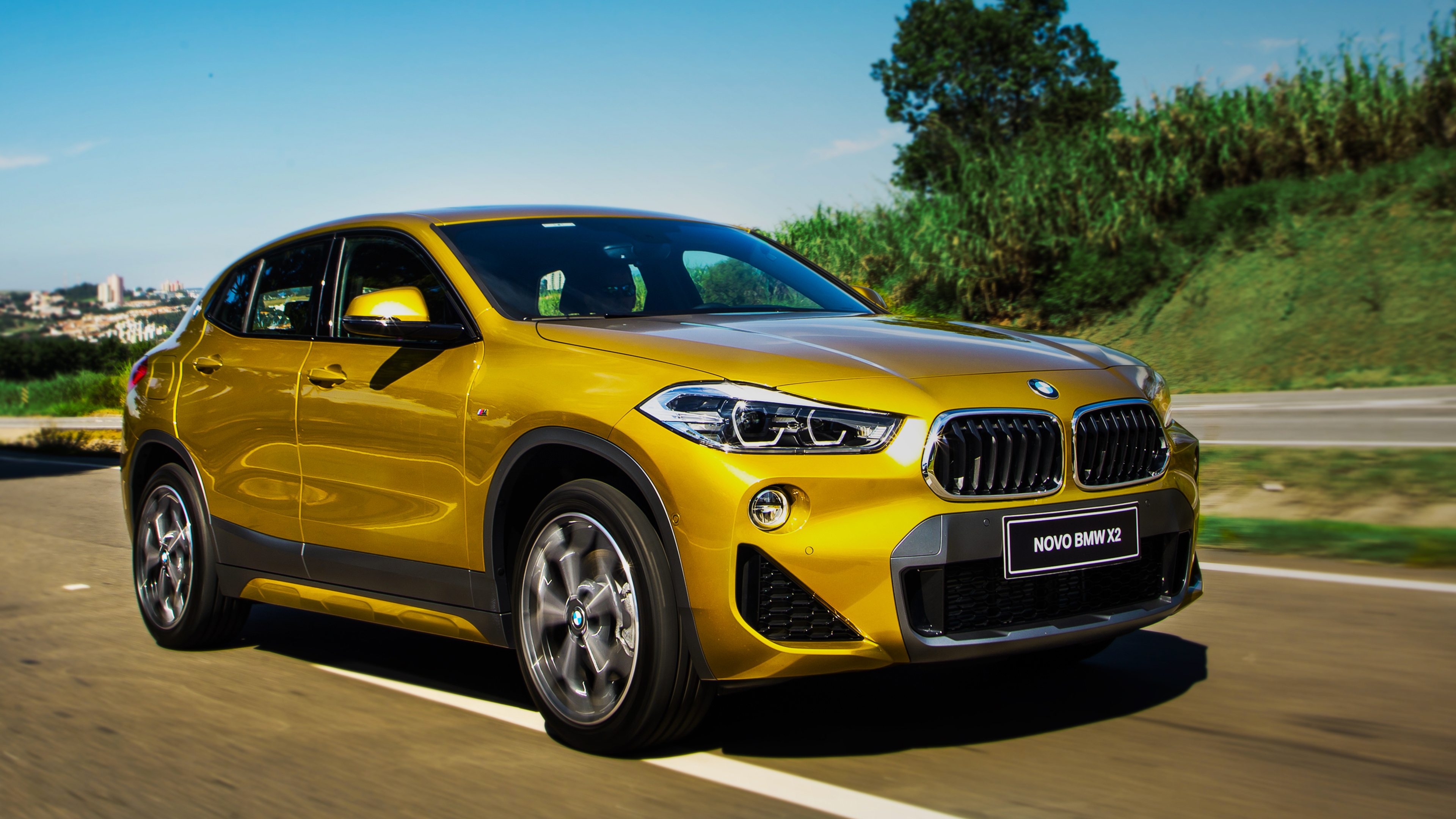 2018 bmw x2 sdrive20i m sport x 4k wallpaper hd car wallpapers id 10371. Black Bedroom Furniture Sets. Home Design Ideas